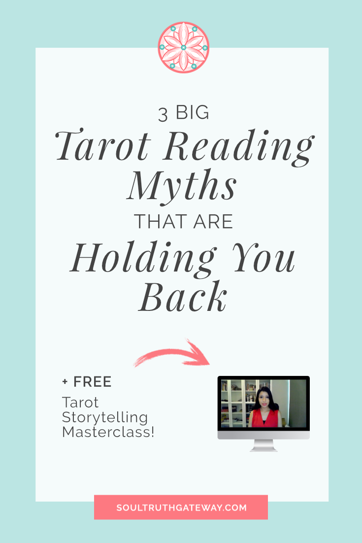 3 Big Tarot Reading Myths That Are Holding You Back
