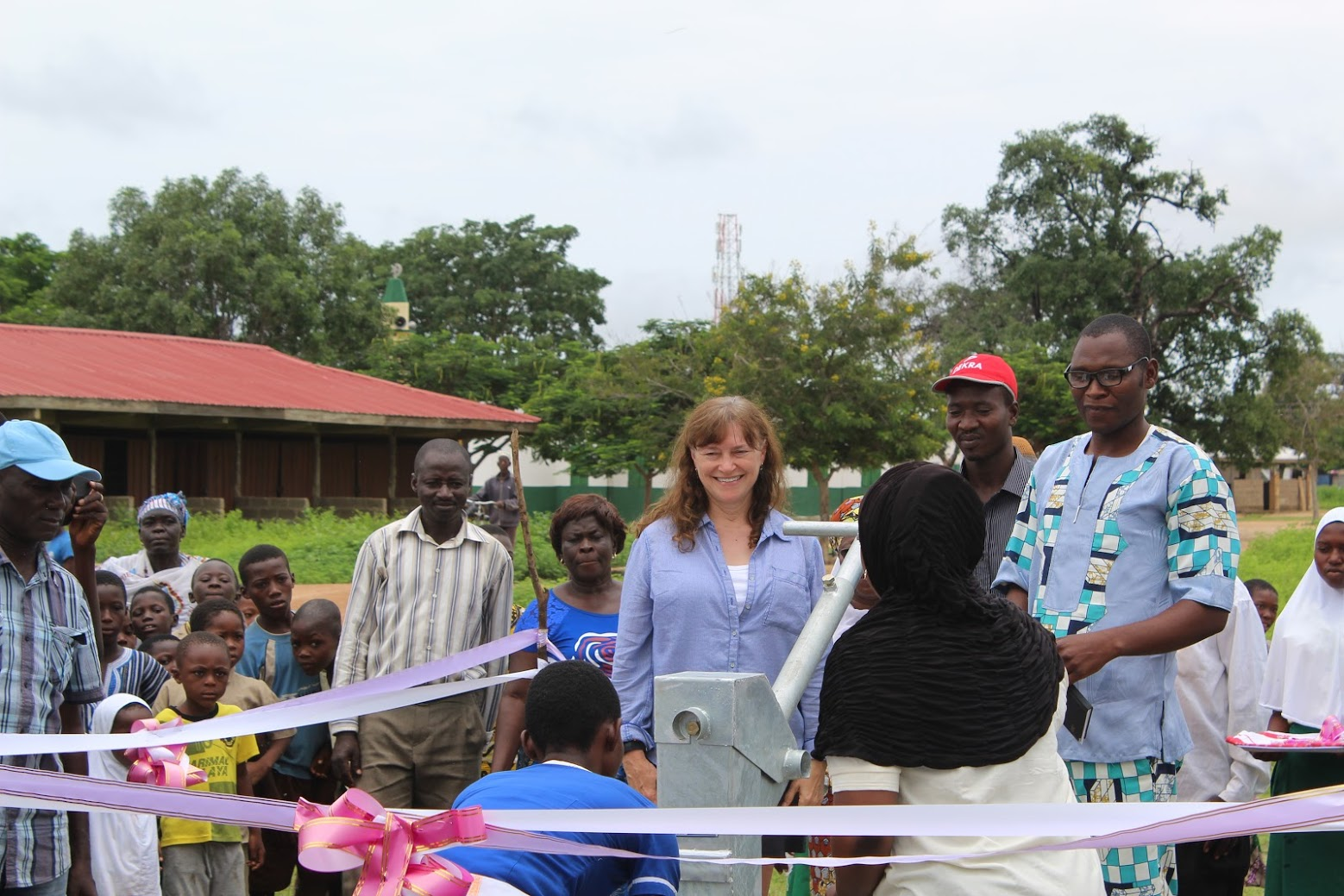 Stephanie Larson joined the Board of Water Access Now in 2014 and became their Secretary in 2015. She traveled to Ghana in 2008 and again in 2016 with her son, Benjamin Larson. In June 2018, Stephanie retired from The Pacific Financial Group, Inc. where she was involved with managing the compliance process, developing marketing strategies, and planning meetings and company events. She began her career in finance in North Dakota, and worked for U.S. Bank for 16 years after she moved to Seattle.