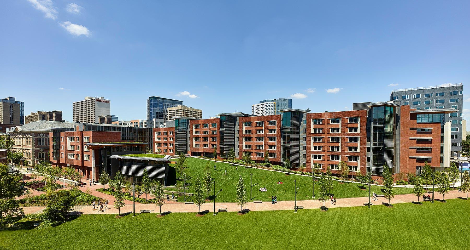 University of Pennsylvania New College House Bohlin Cywinski Jackson Philadelphia, PA