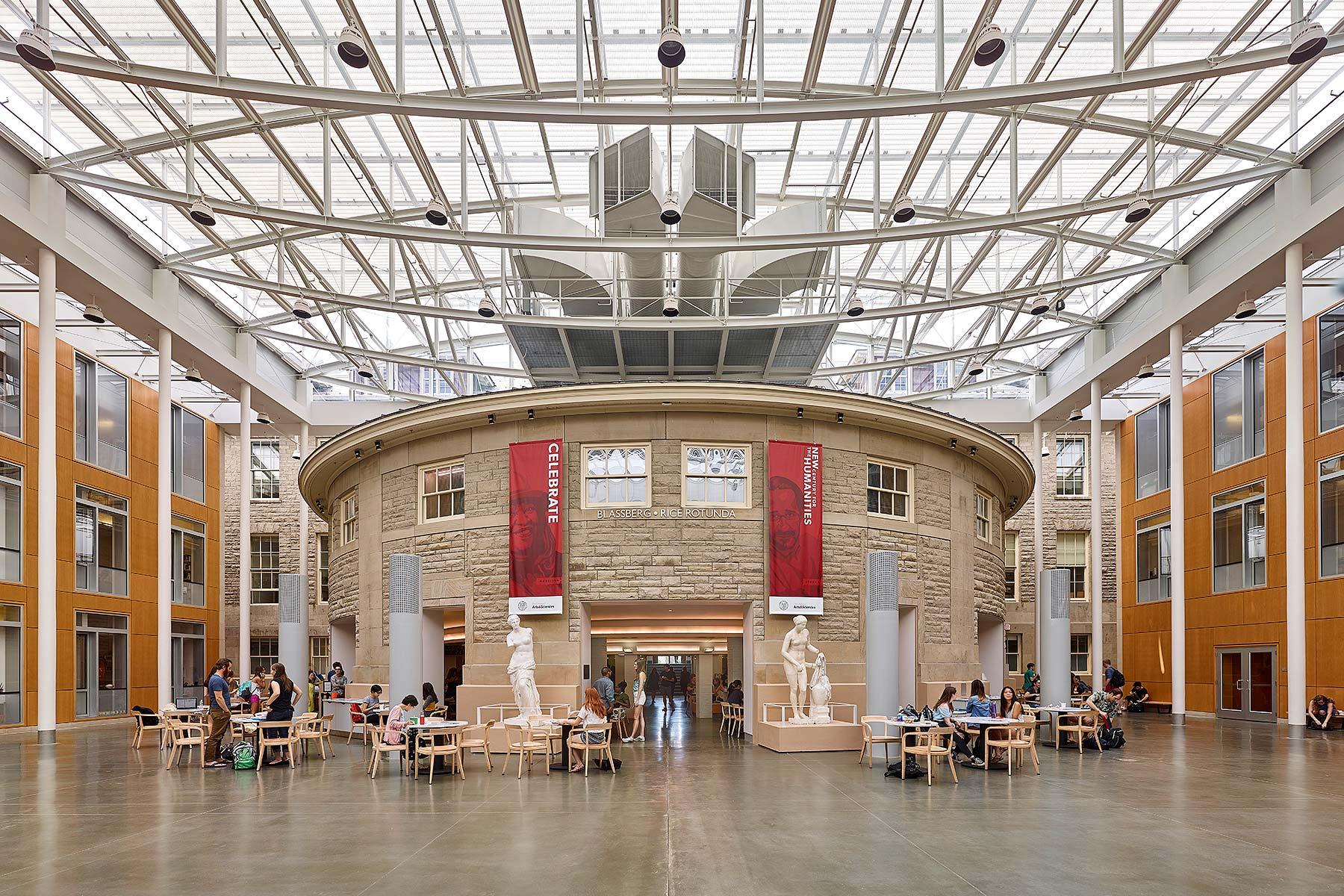 Cornell University Klarman Hall Stantec & NK Architects Cornell, NY