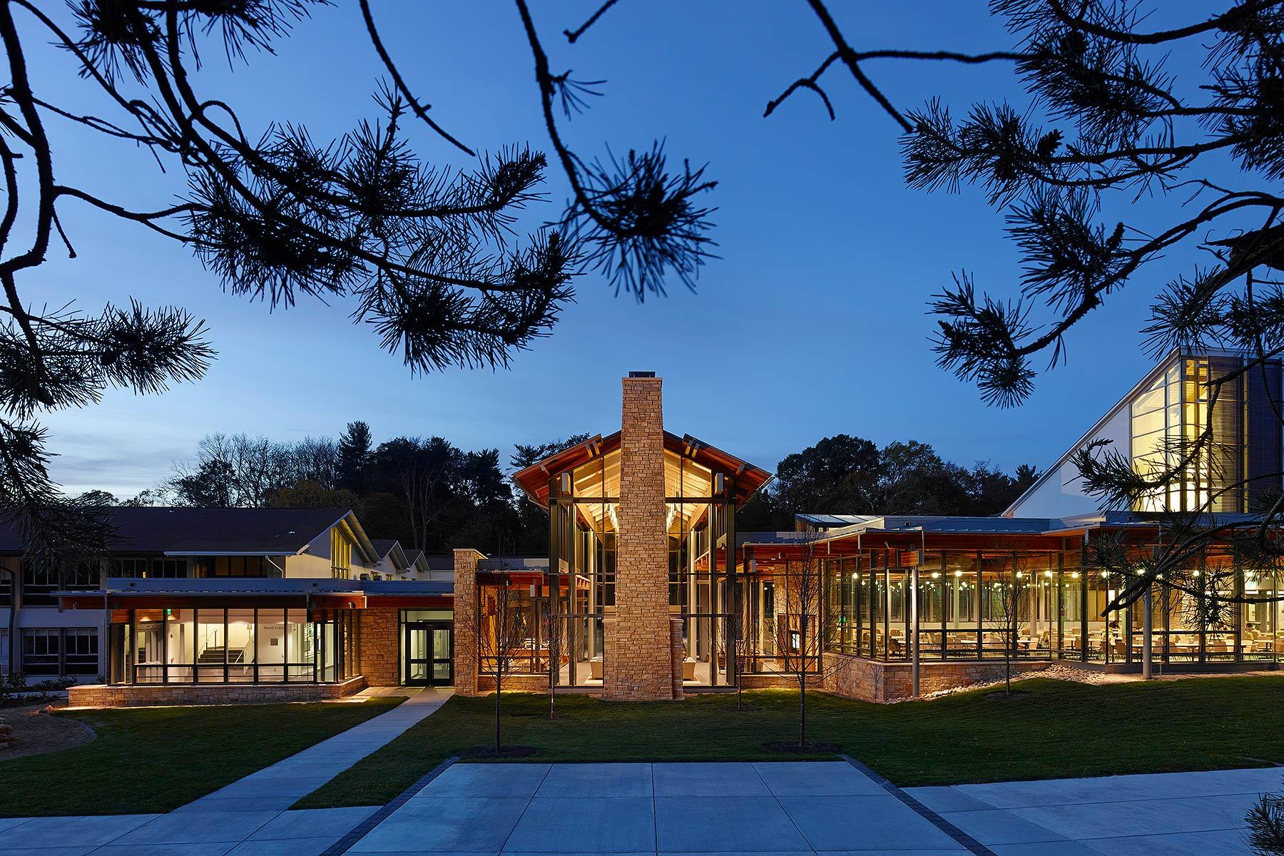 Agnes Irwin School Bohlin Cywinski Jackson Radnor, PA