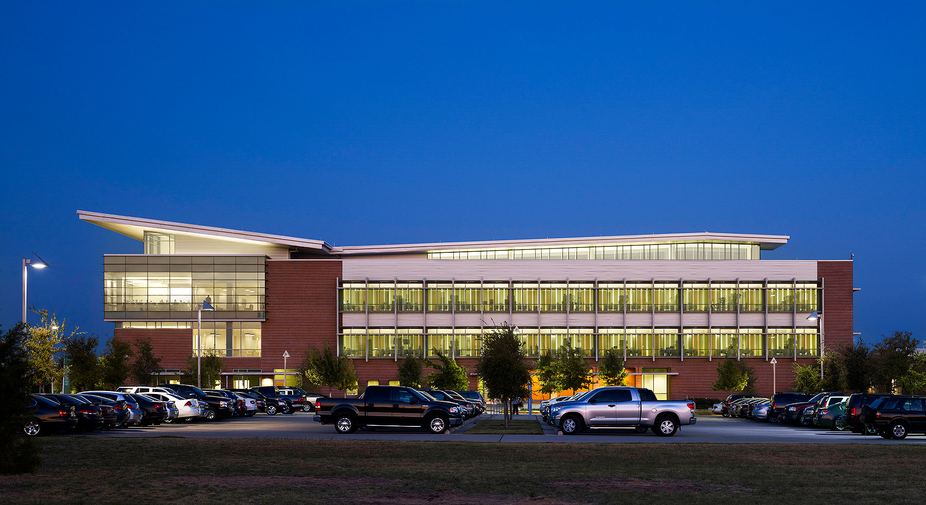 University of North Texas Overland Partners Denton, TX