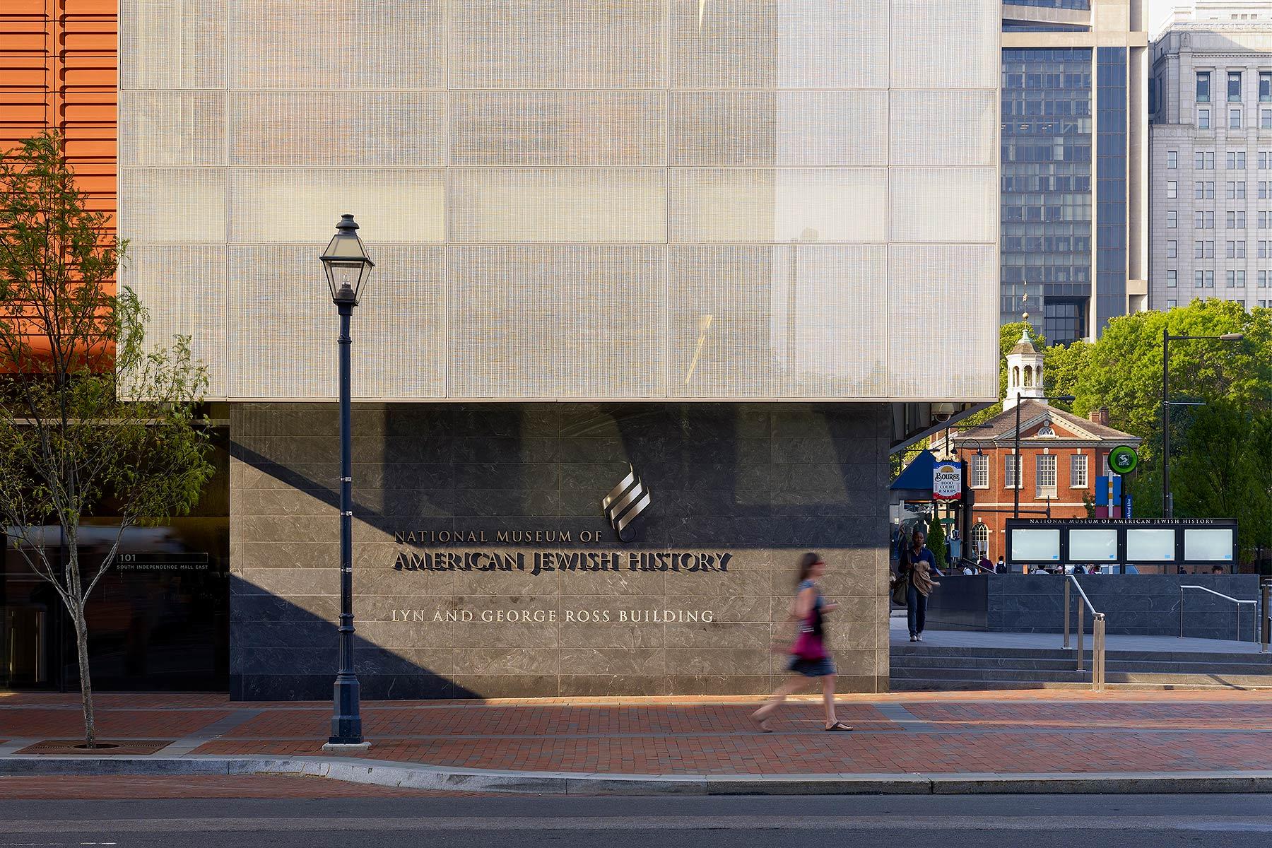 National Museum of American Jewish History Poulin + Morris Philadelphia, PA