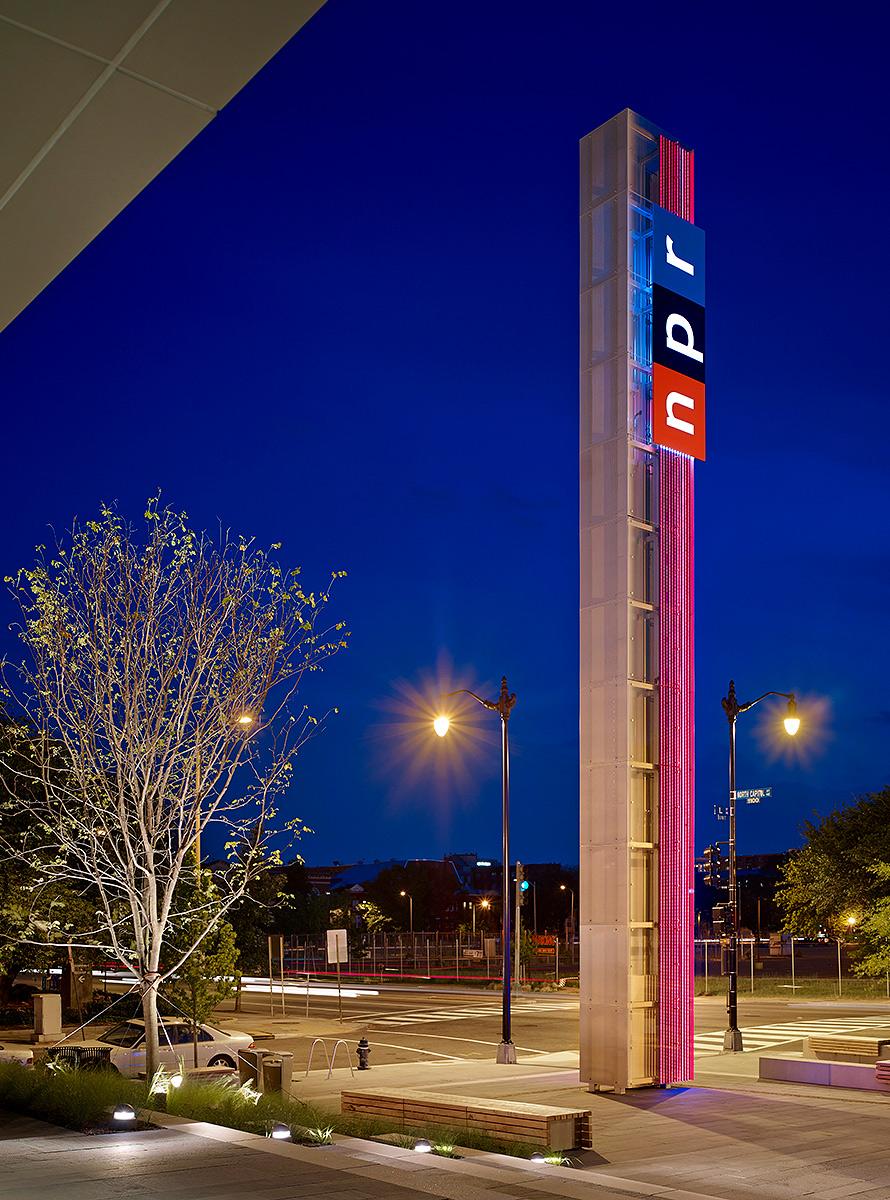 National Public Radio Poulin + Morris Washington, DC