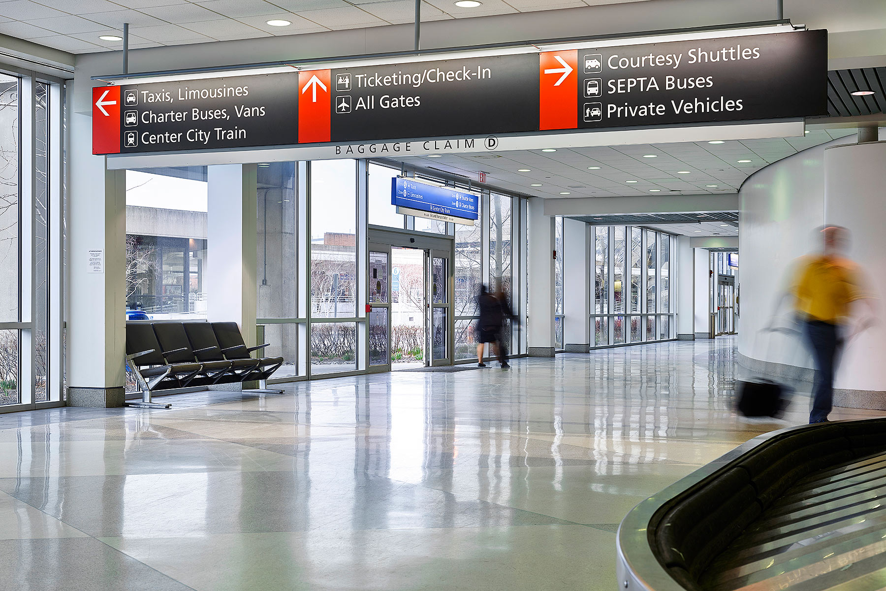 Philadelphia International Airport Gresham, Smith and Partners Philadelphia, PA
