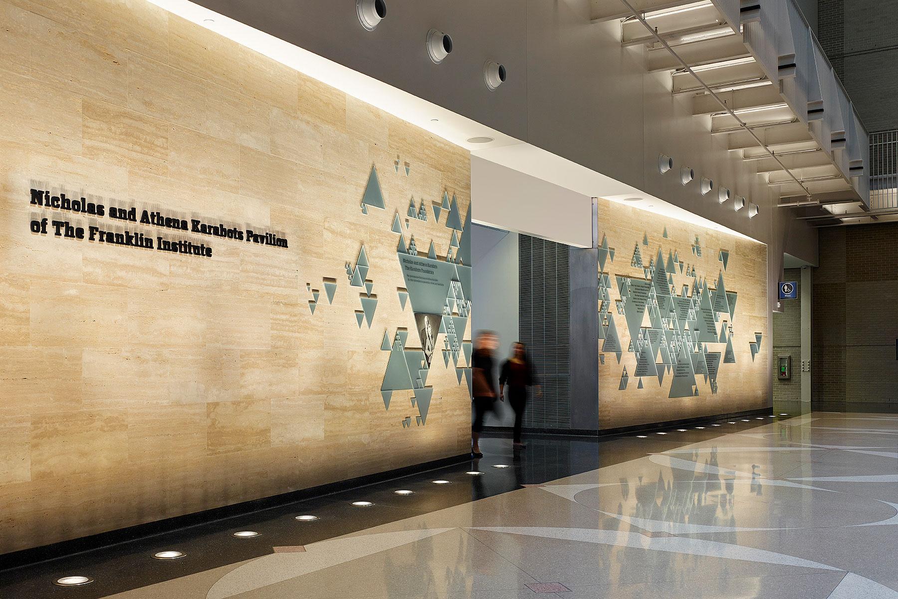 The Franklin Institute Poulin + Morris Philadelphia, PA
