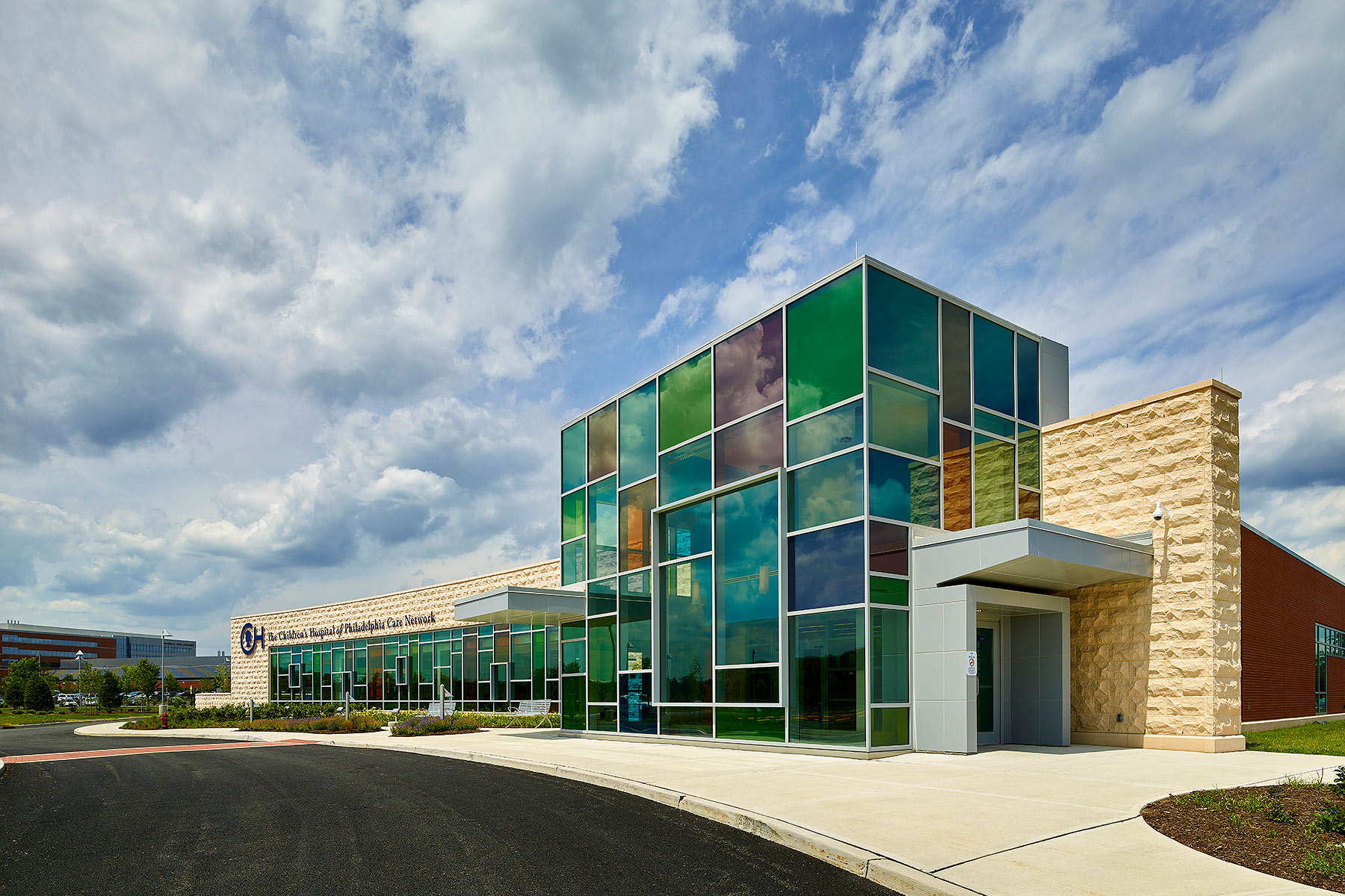 Children's Hospital of Philadelphia Stantec Plainsboro, NJ