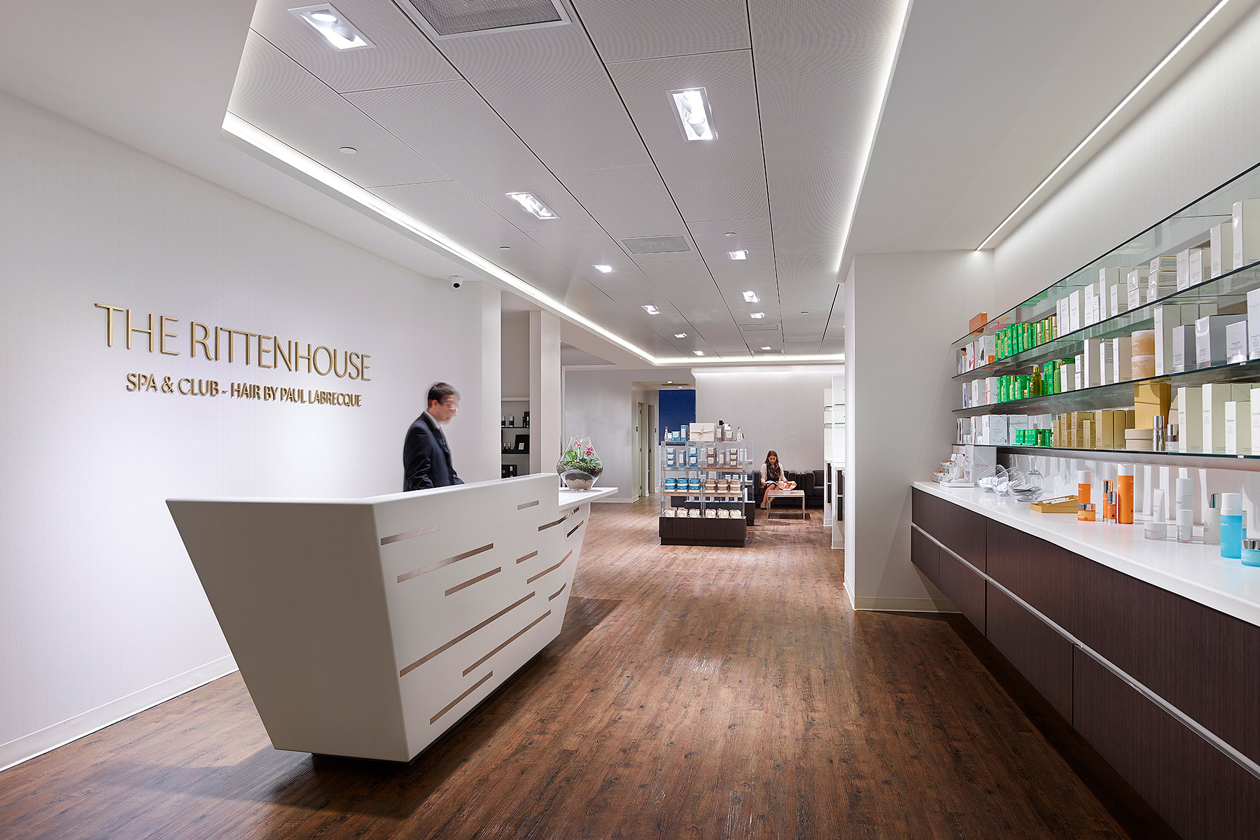 Rittenhouse Hotel BLT Architects Philadelphia, PA
