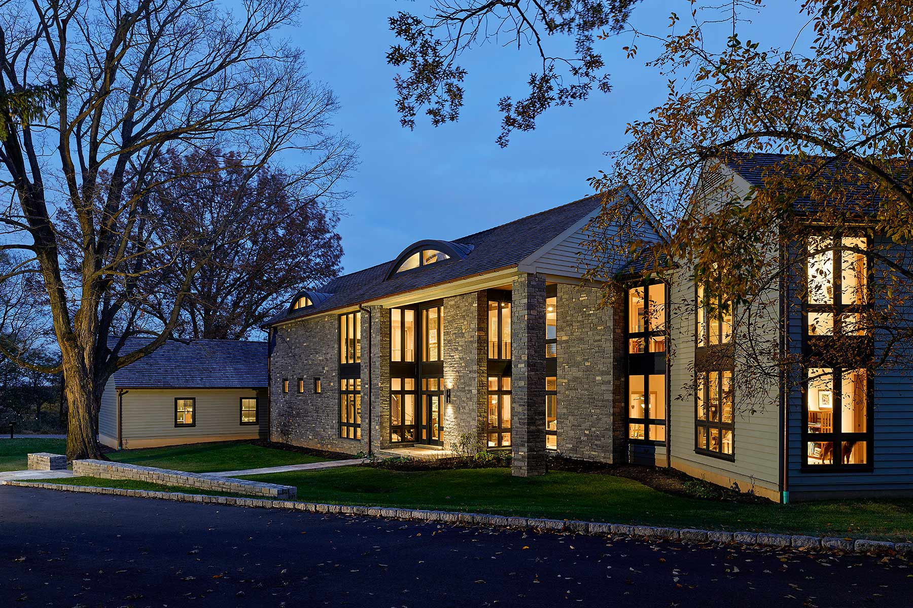 Private Residence Voith & Mactavish Architects Gladwyne, PA