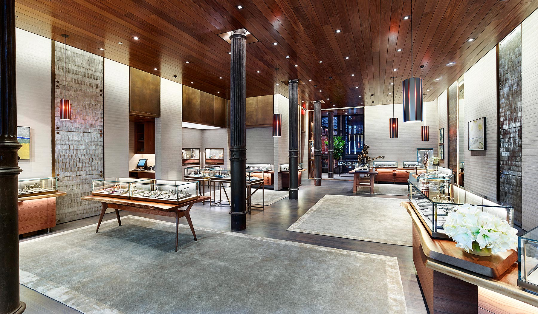 David Yurman Soho Flagship Boutique New York, NY