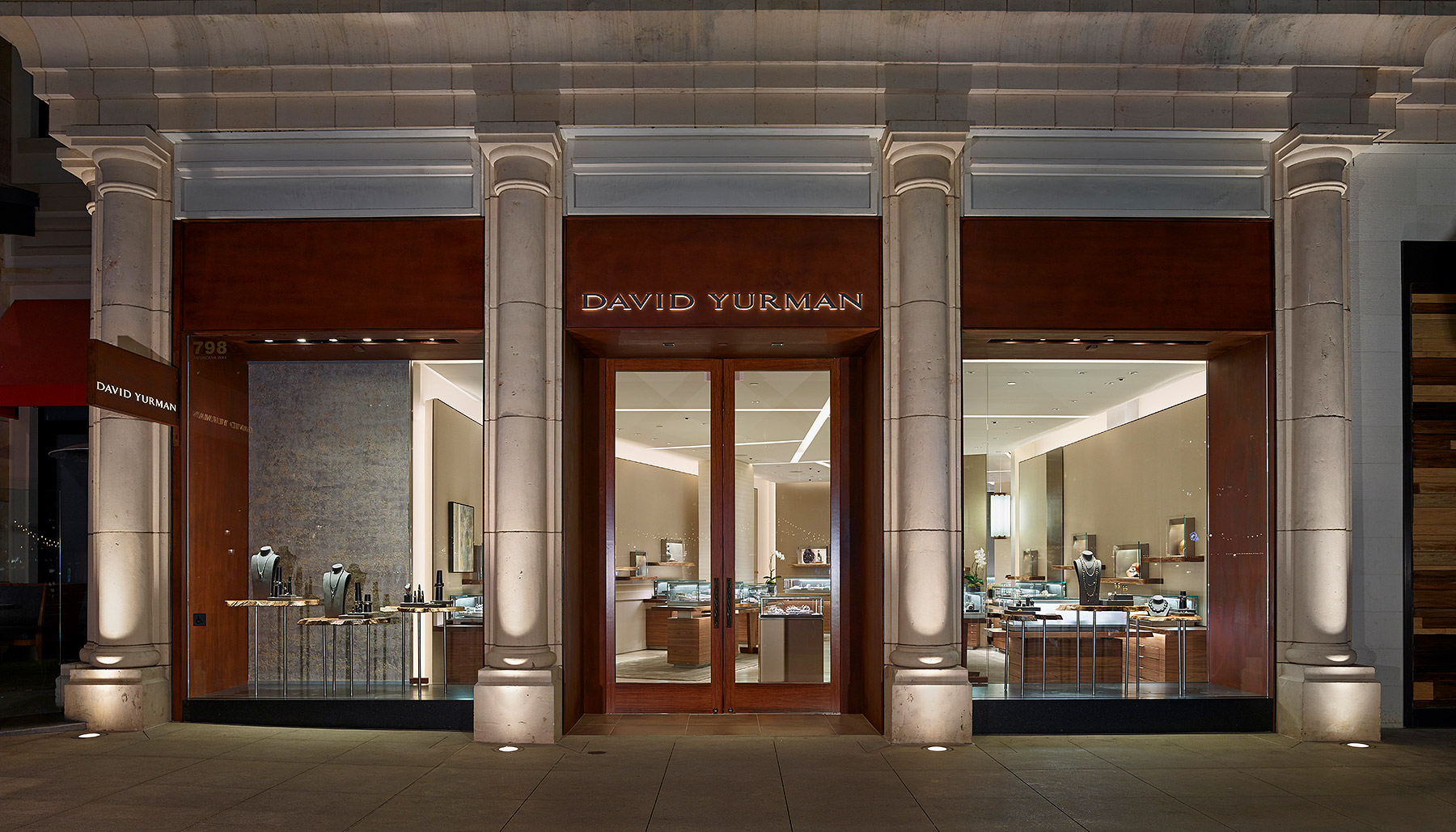 David Yurman Glendale, CA