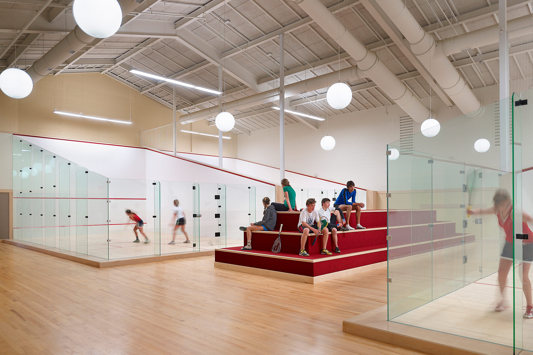 St. Andrews School Voith & Mactavish Architects Middletown, DE