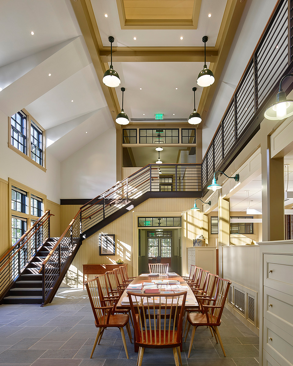 Thorndale Office Voith & Mactavish Architects Millbrook, NY