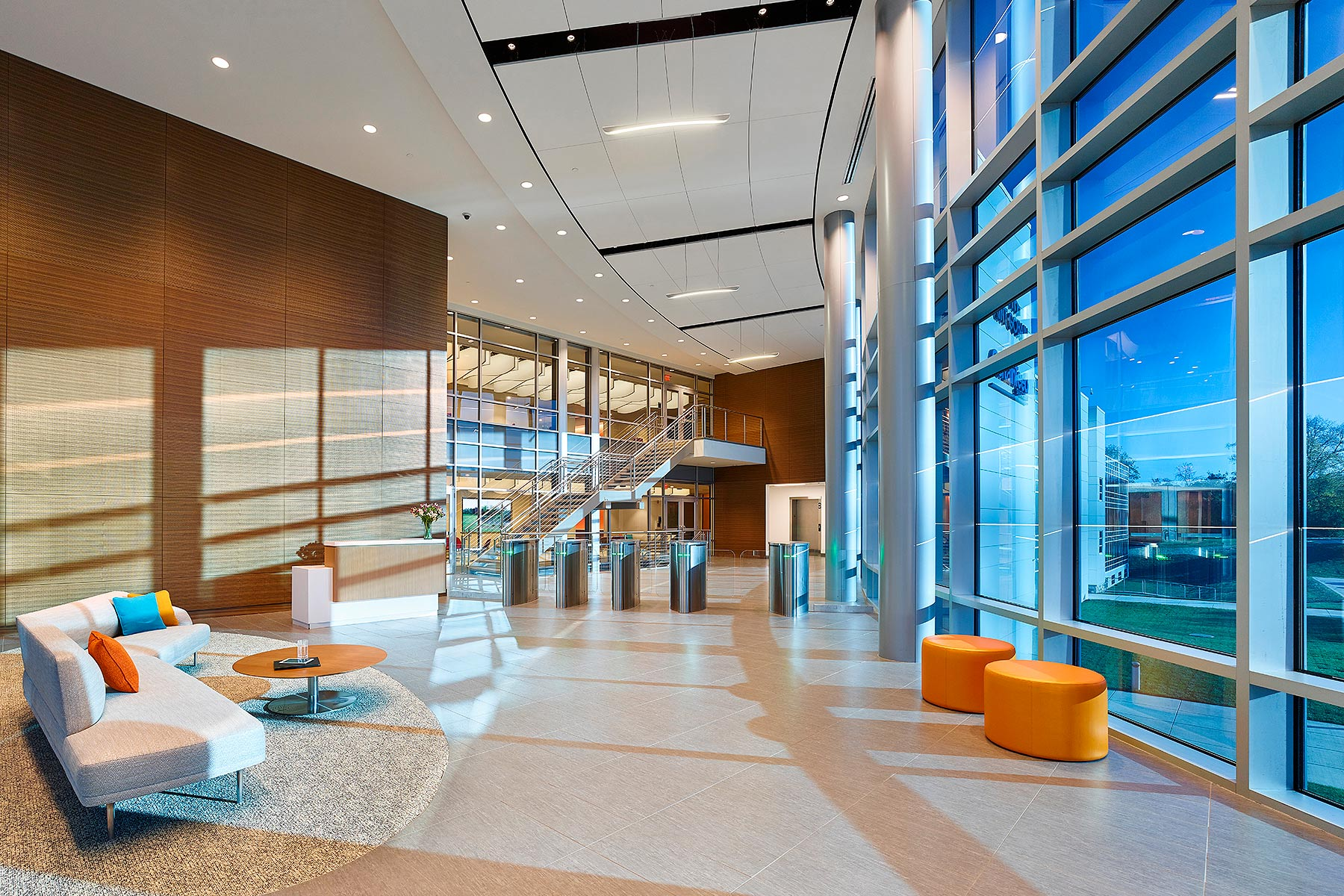 Saint Gobain USA HQ Jacobs & Bernardon See More in  Workplace