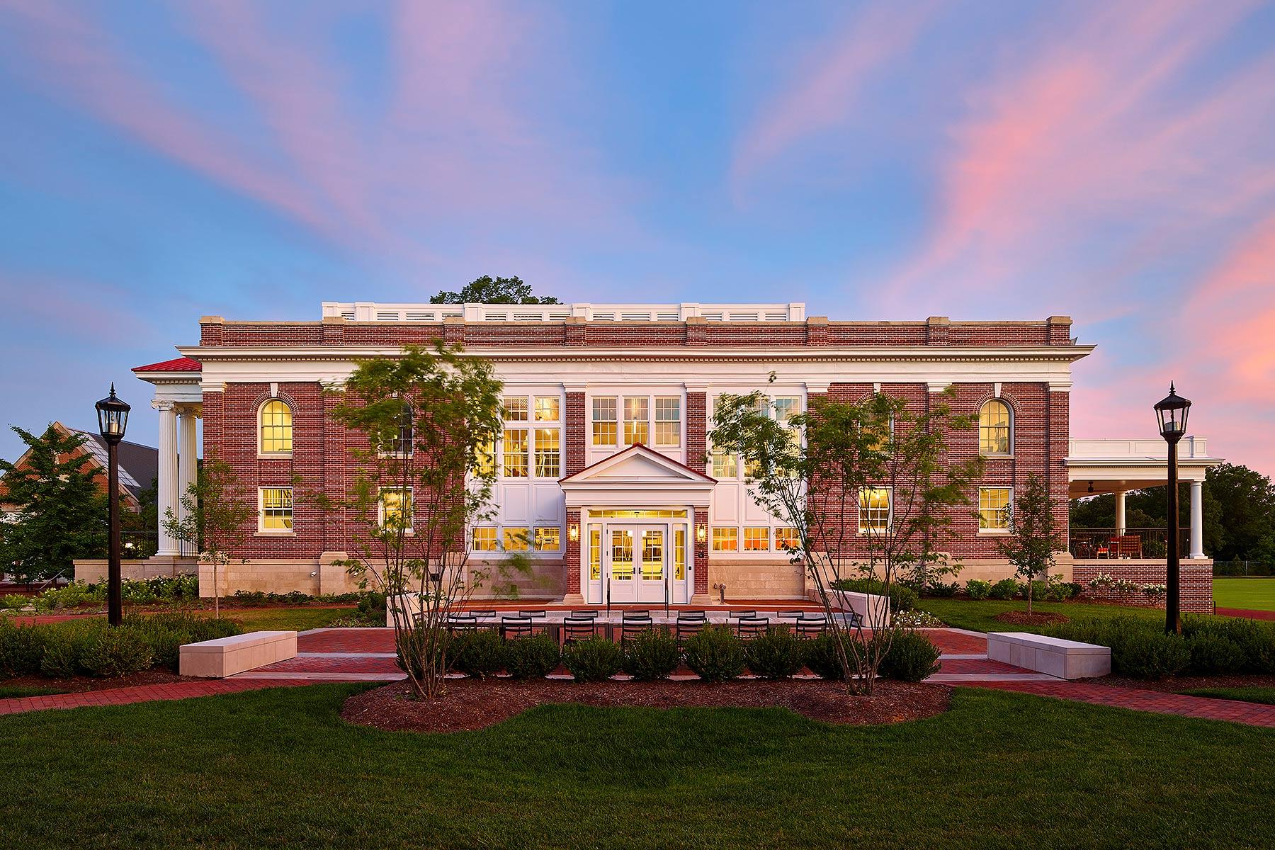 Episcopal High School Voith & Mactavish Architects Alexandria, VA