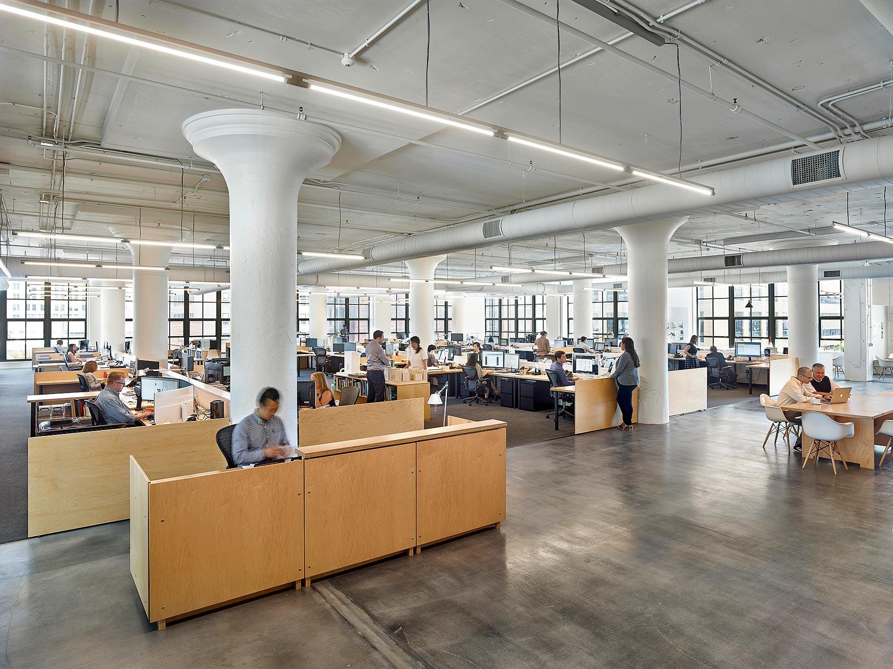 Bohlin Cywinski Jackson Offices Bohlin Cywinski Jackson Philadelphia, PA