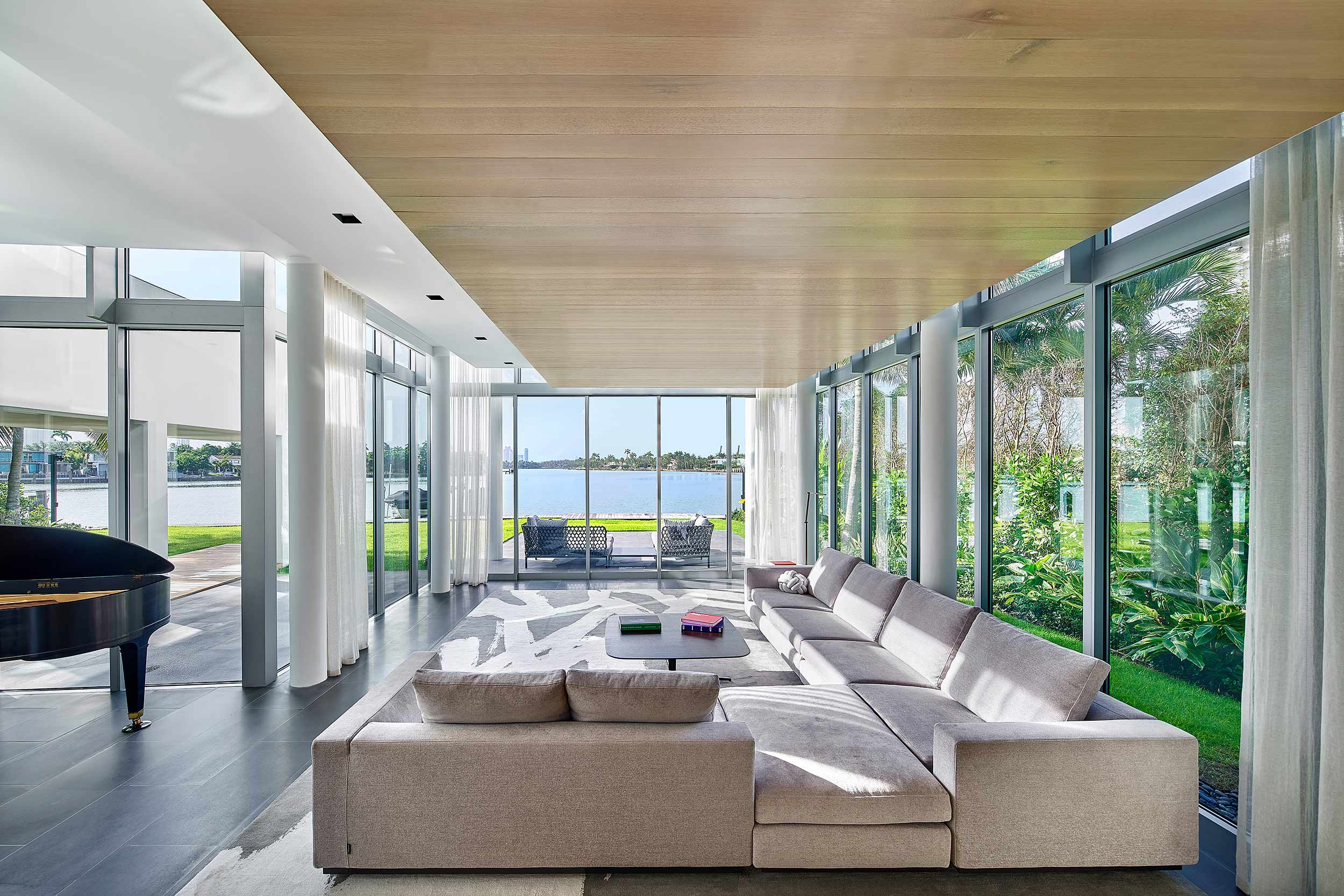 Private Residence Bohlin Cywinski Jackson Miami Beach, FL