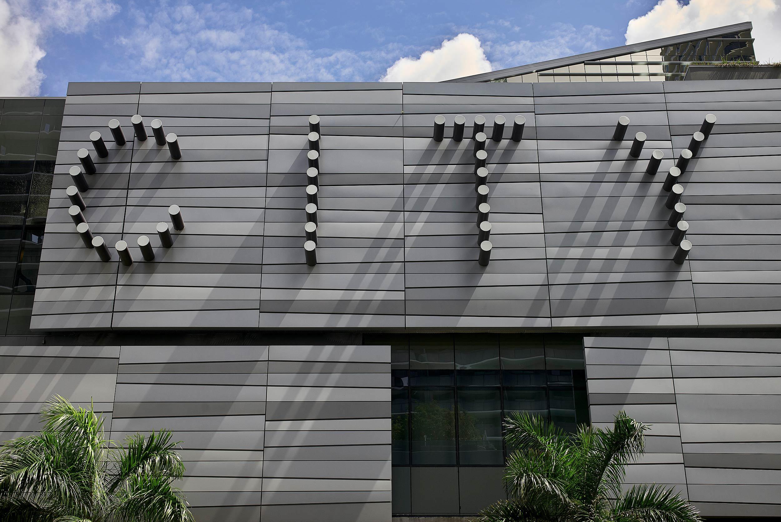 Brickell City Centre Pentagram - Abbott Miller Miami, FL