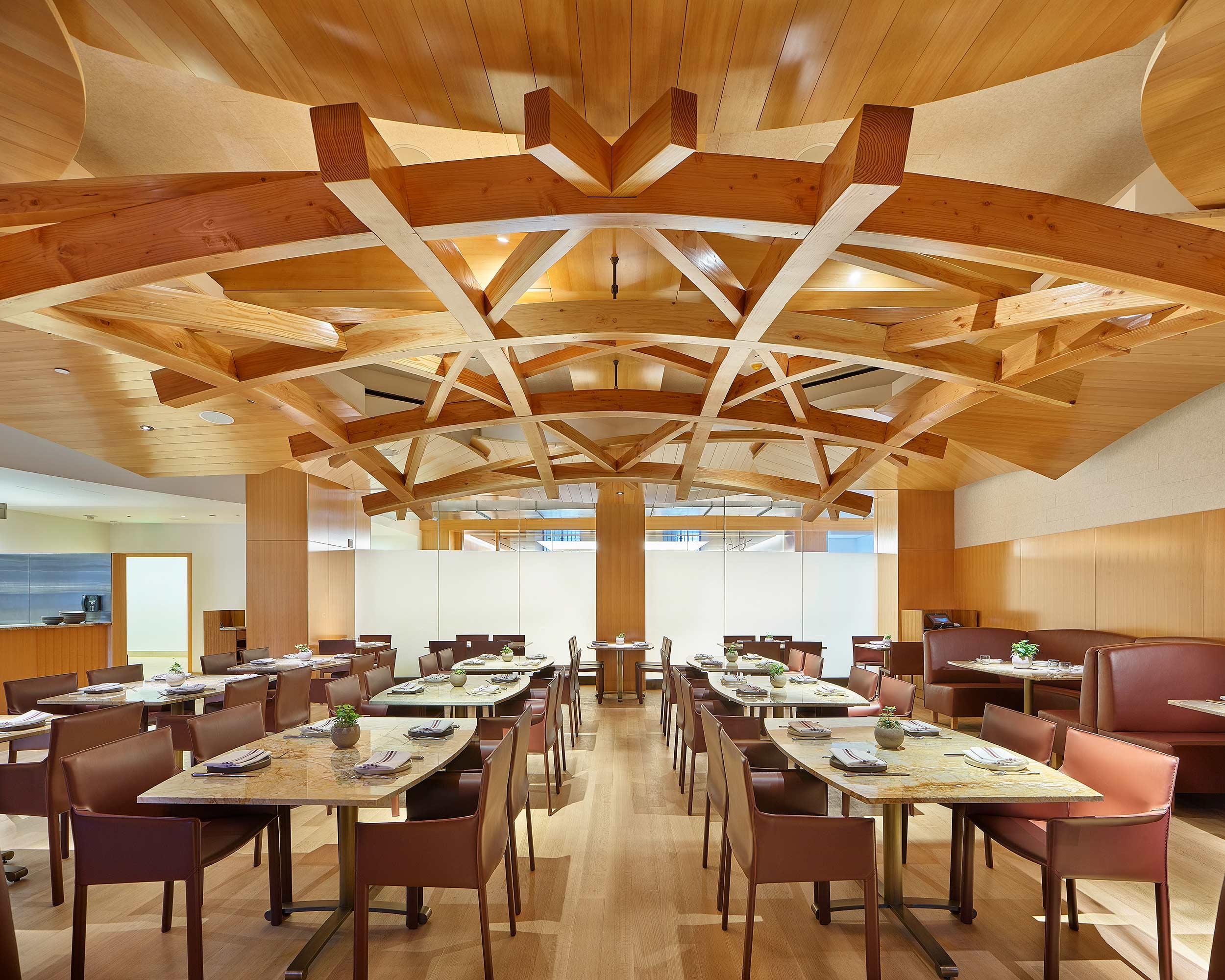 Philadelphia Museum of Art Stir Restaurant (Design Gehry Partners) Philadelphia, PA