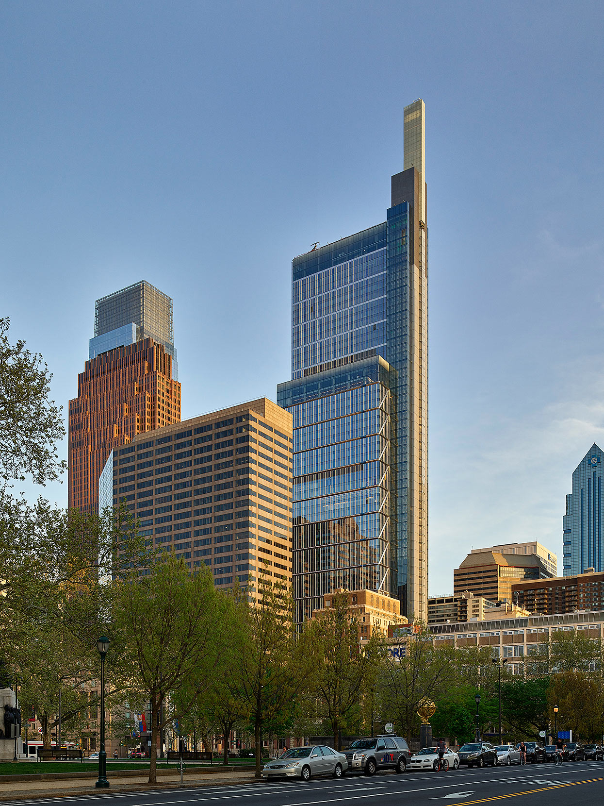 Comcast Technology Center Comcast Philadelphia, PA See More in  Workplace