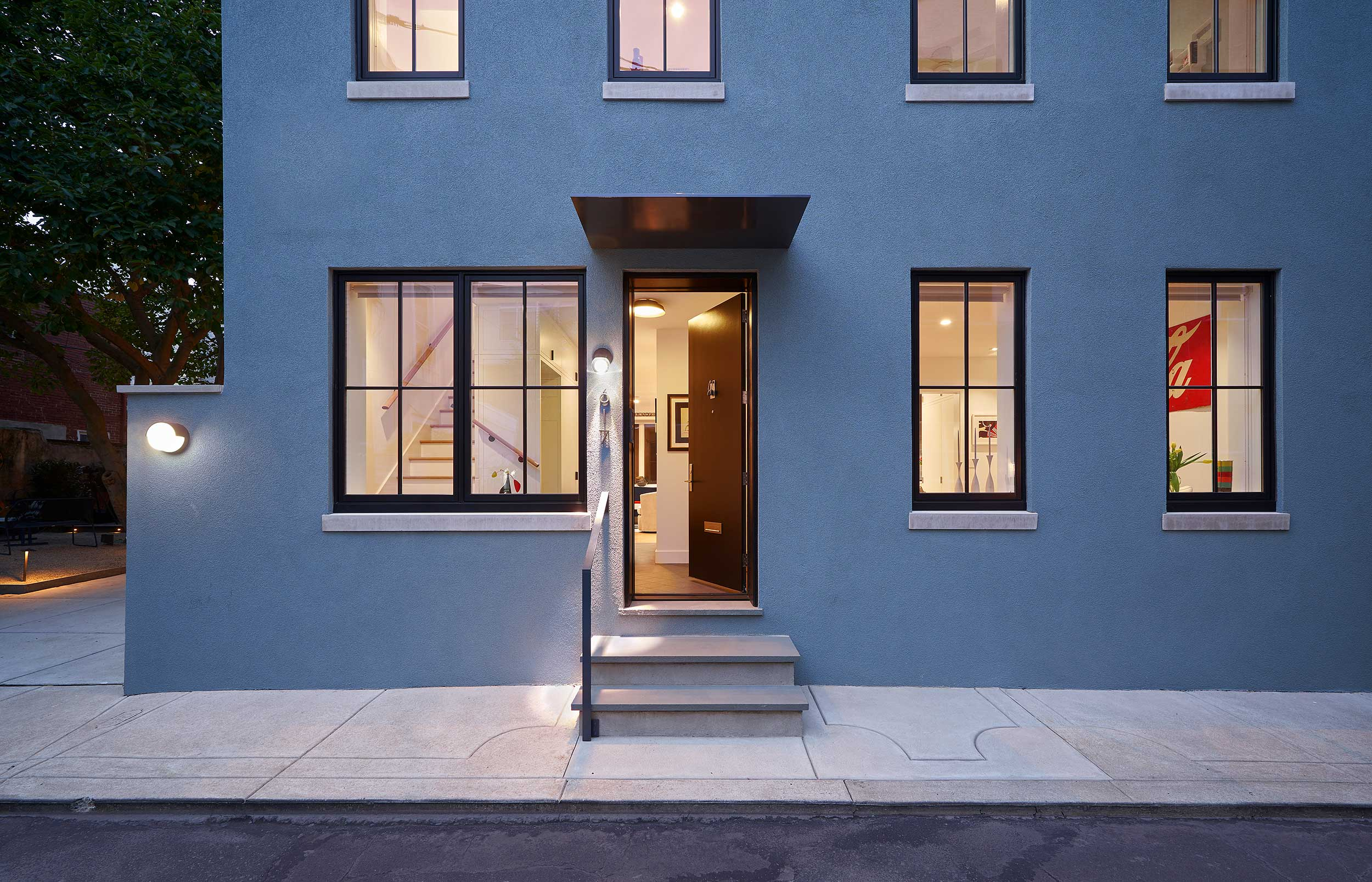 Private Residence Rasmussen / Su Architects Philadelphia, PA