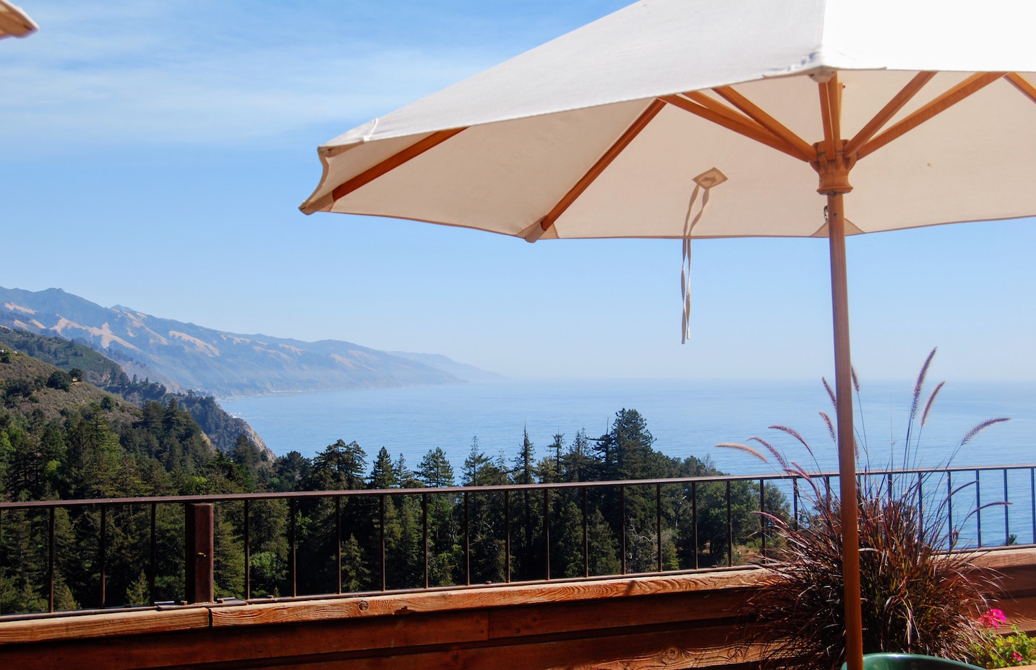 Nepenthe restaurant, Cafe Kevah, Big Sur, California.jpg