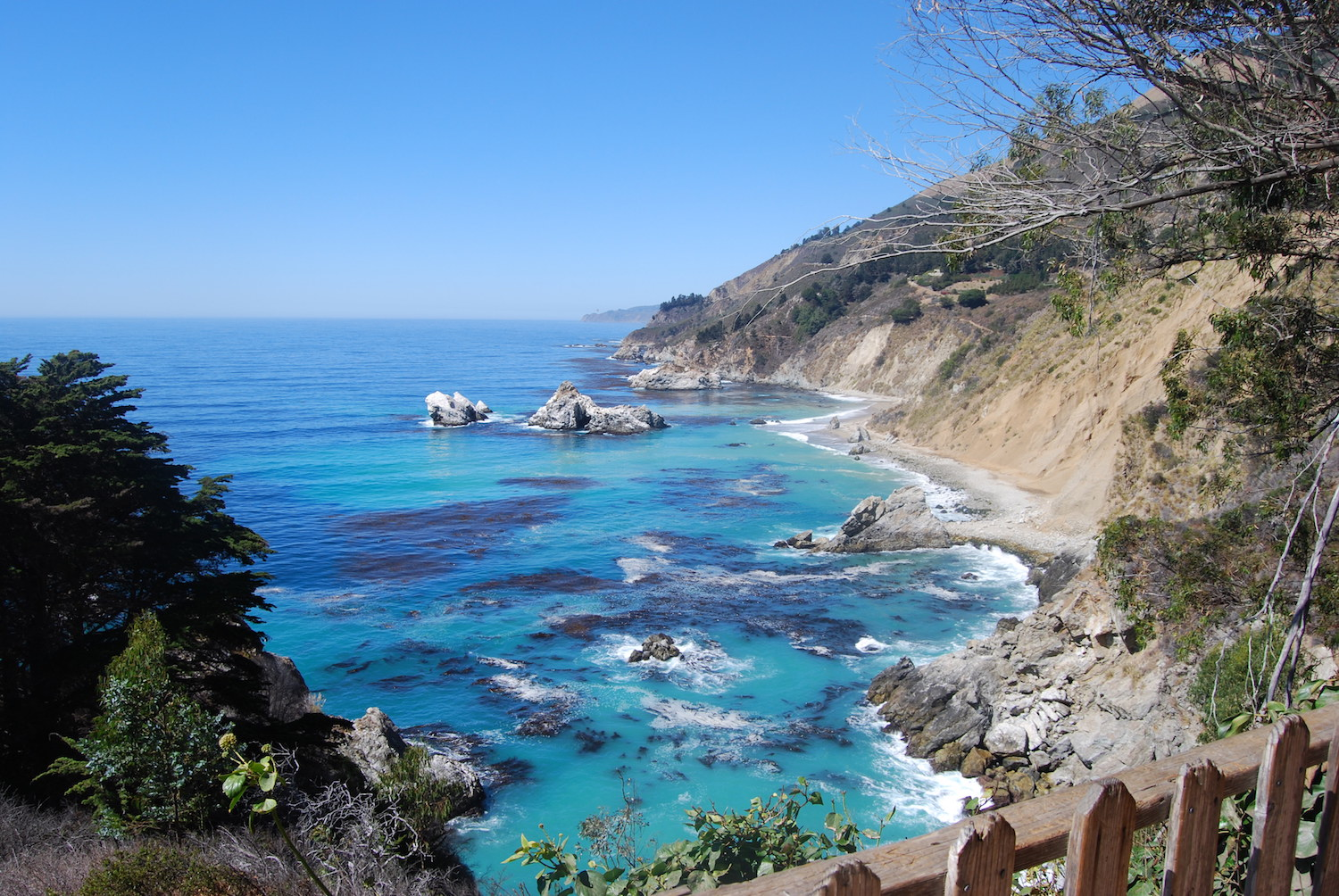 Julia Pfeiffer Burns State Park, hike, Big Sur California.jpg