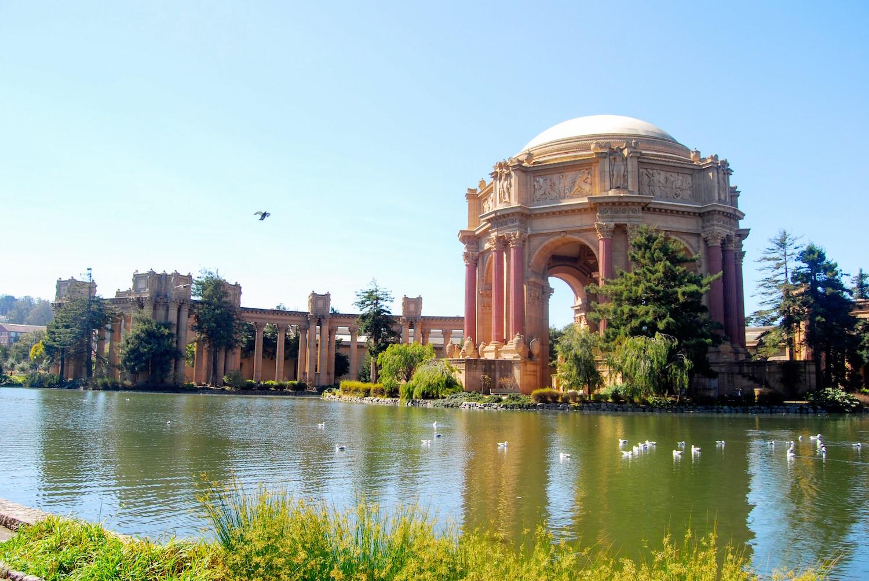 Palace of Fine Arts, San Francisco, bike.jpg