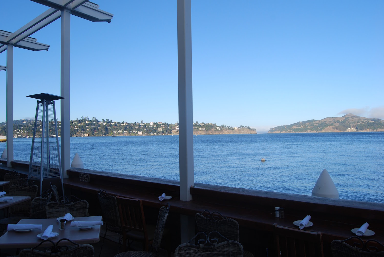 Sausalito, Trident restaurant, San Francisco, bike.jpg