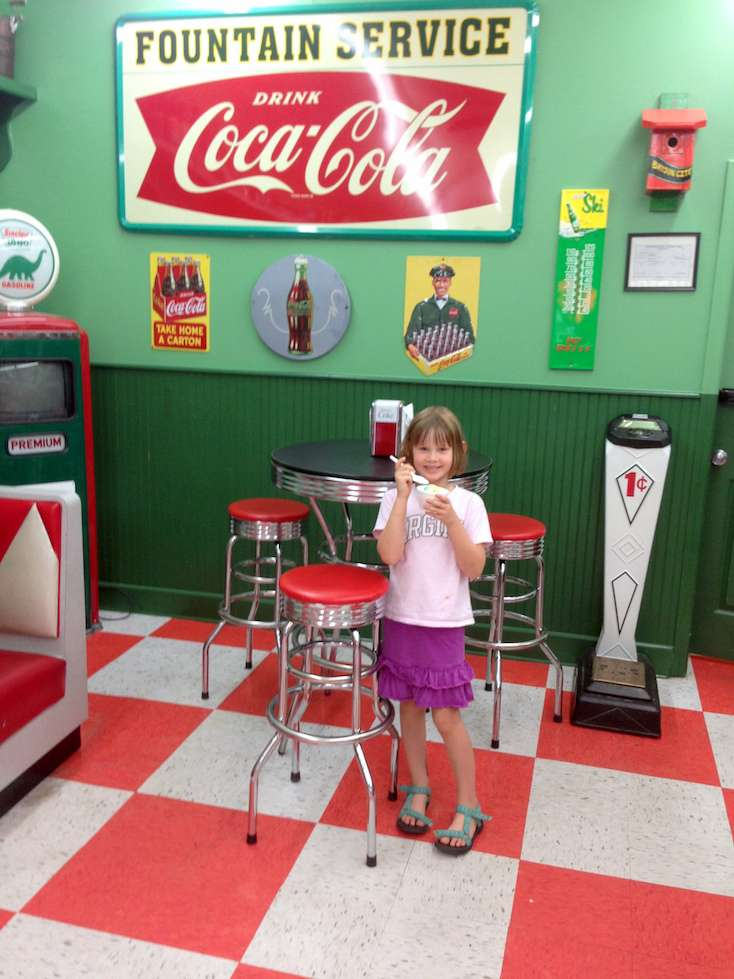 Soda Pop's Ice Cream