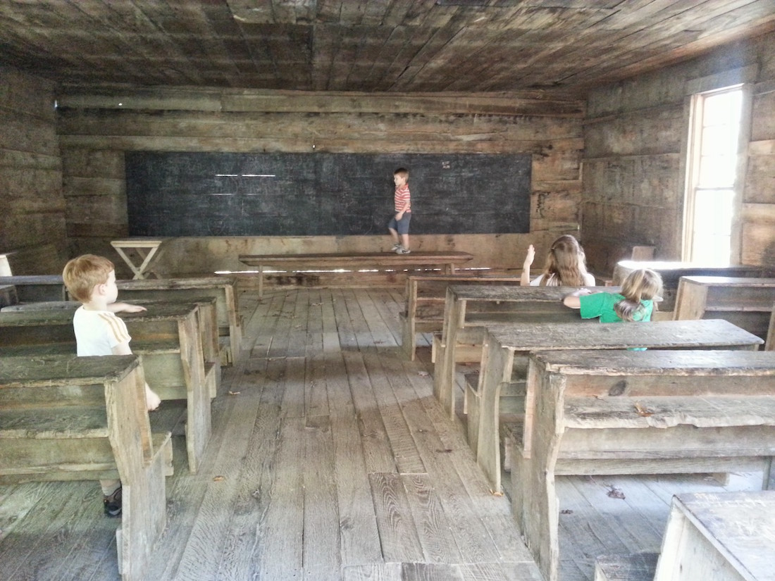 Greenbrier Schoolhouse