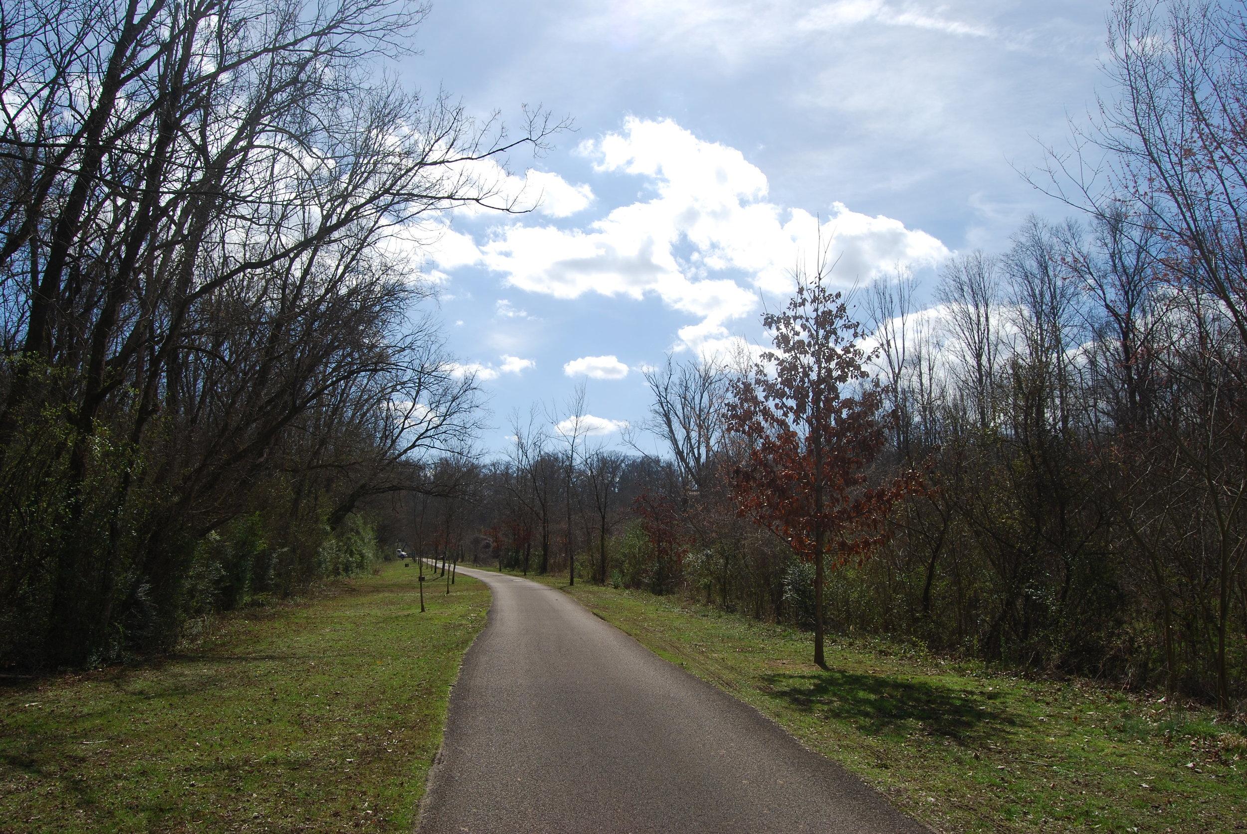 3rd Creek Greenway