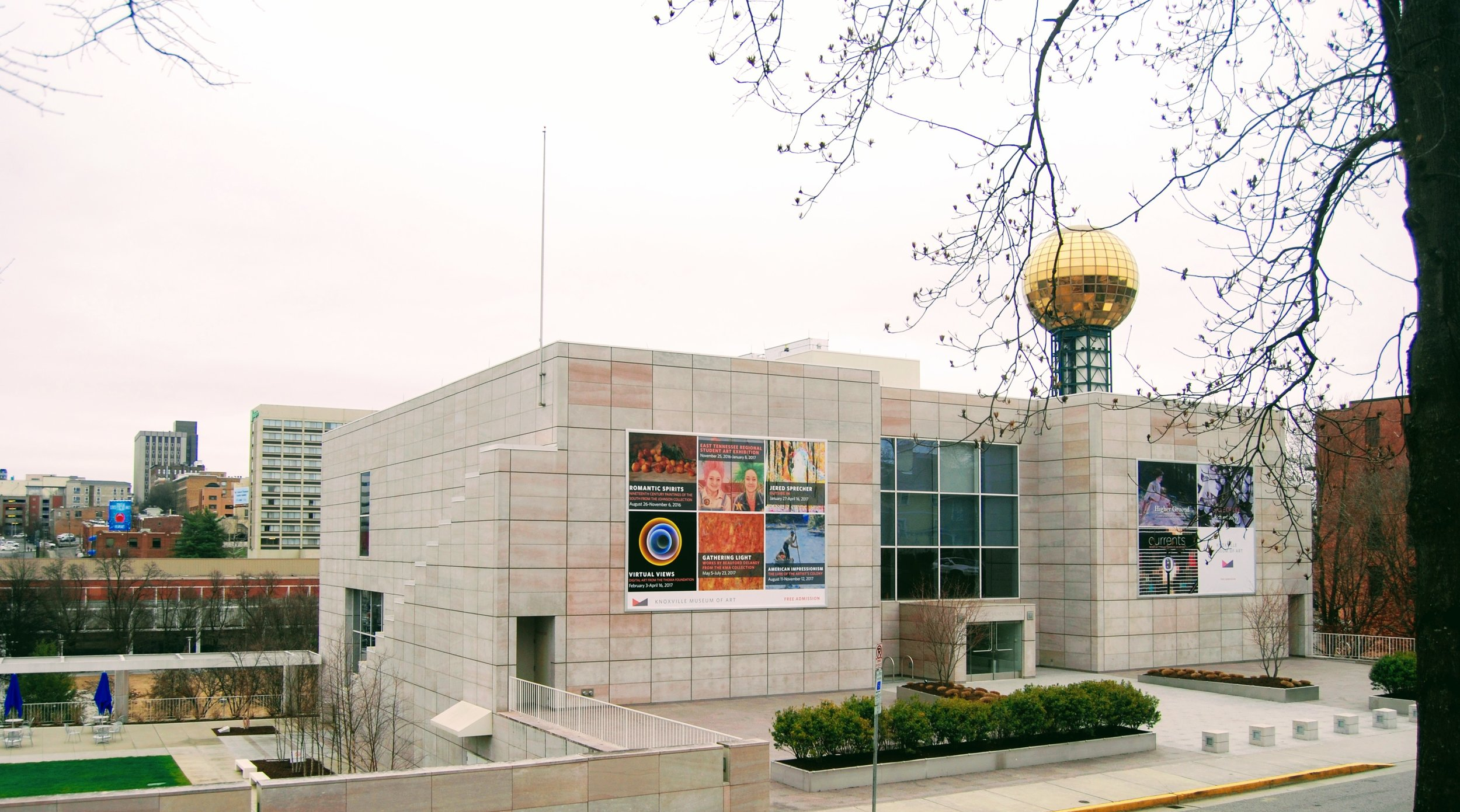 The Knoxville Museum of Art