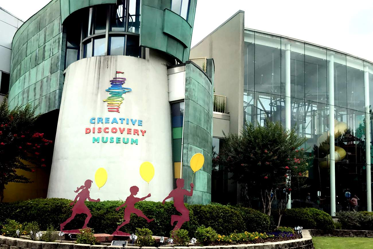 creative discovery museum.JPG