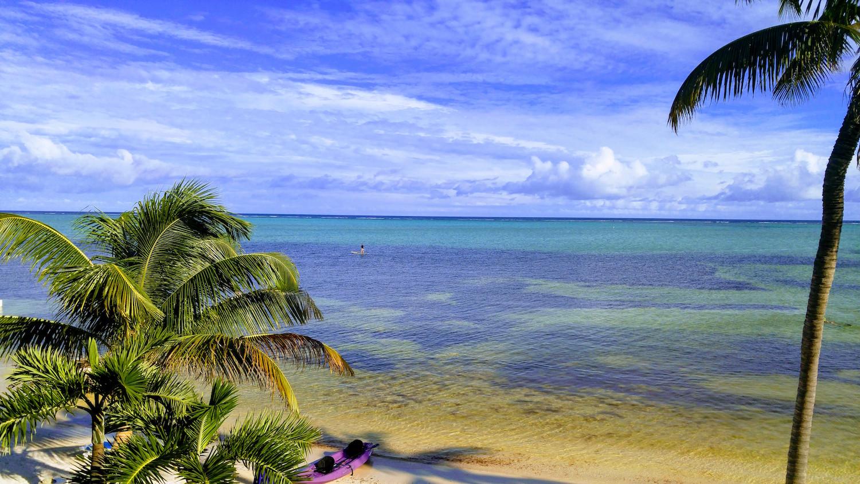 Belize, paddleboarding, Ambergris Caye, beach.jpg