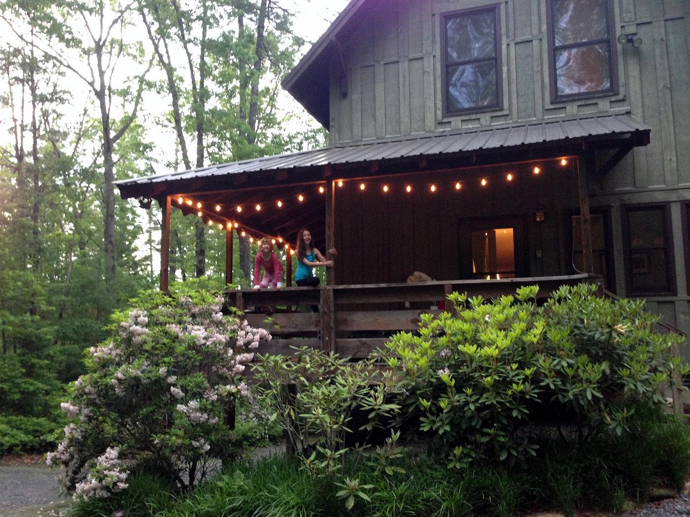Mountain cabin in Brevard, NC