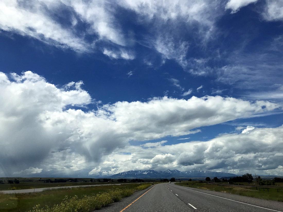 I-90 Montana