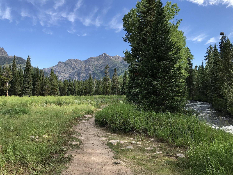 Lake Creek Trail