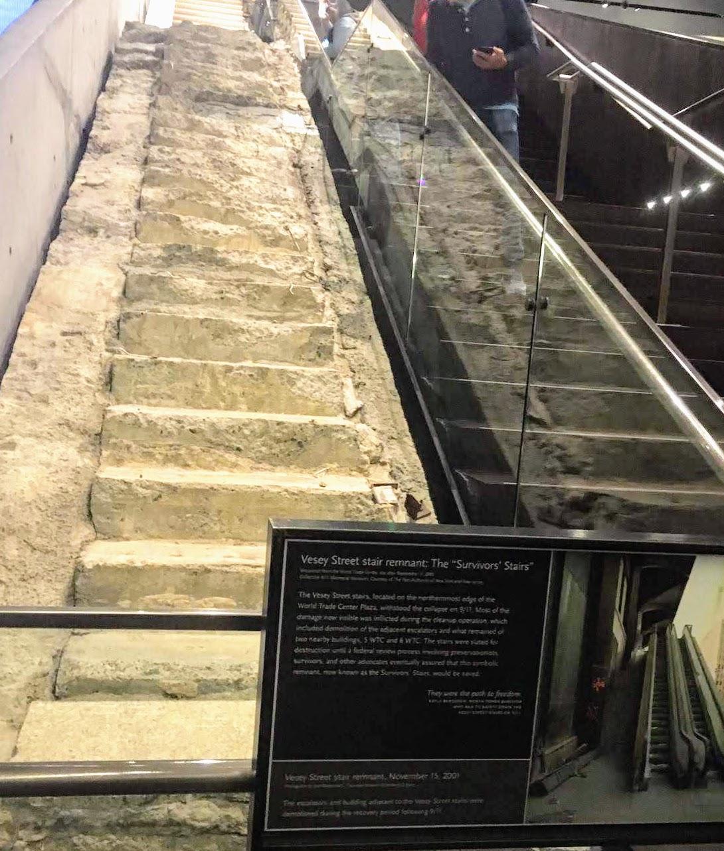 Survivor's Staircase