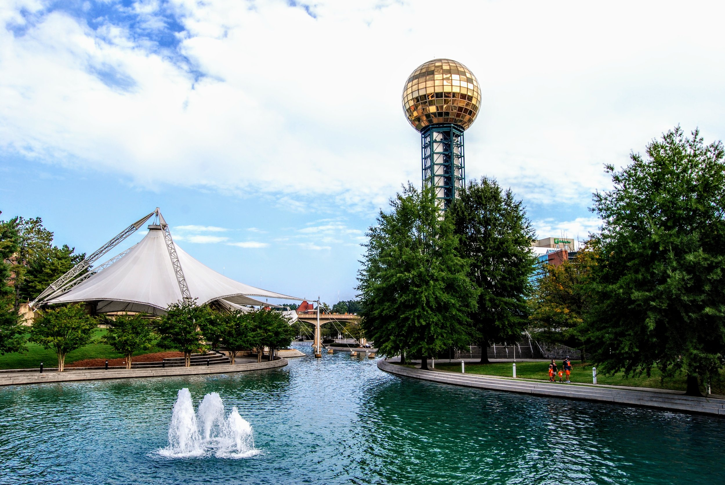 Knoxville World's Fair Park and Sunsphere