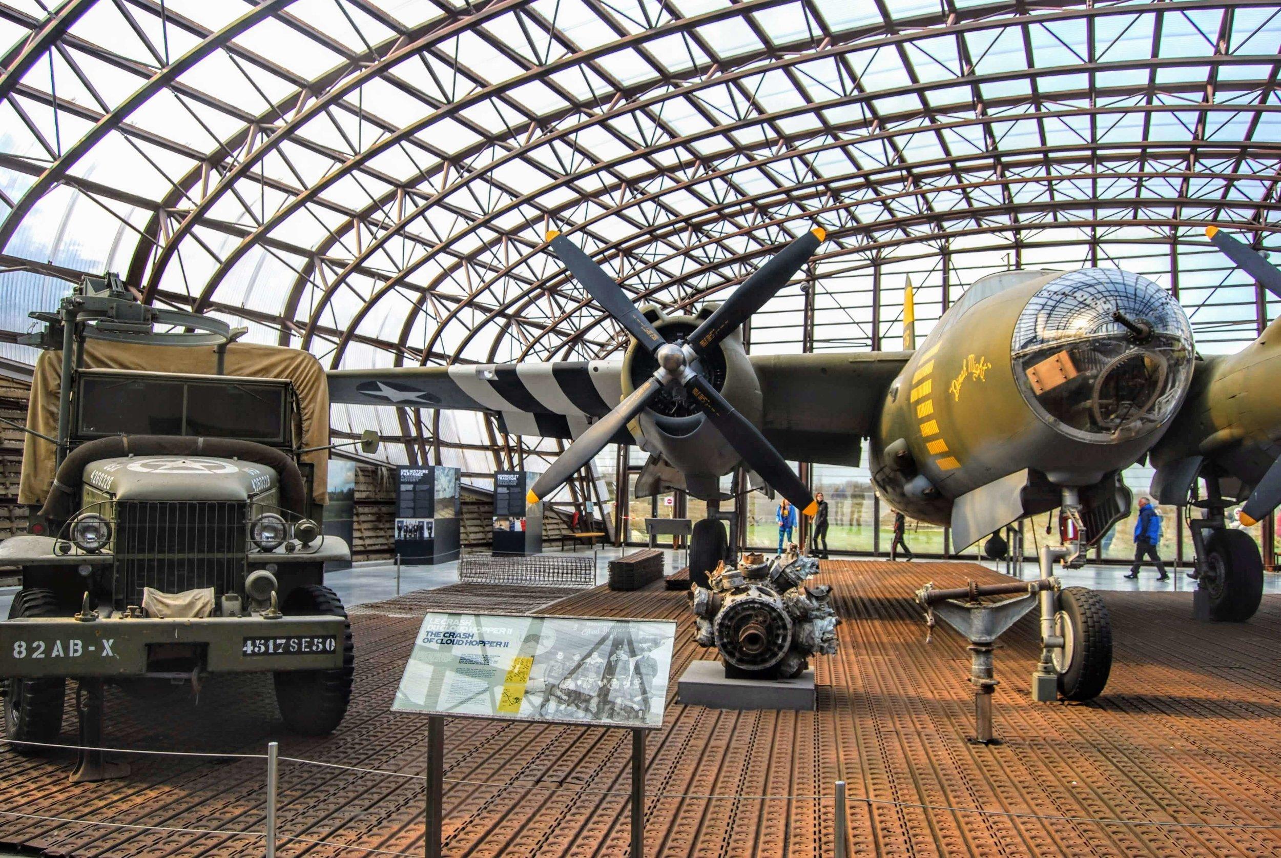 B 26 bomber