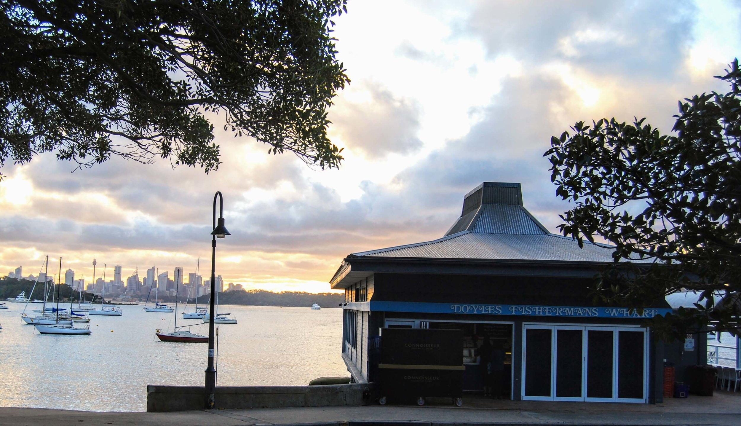 Doyles on the Wharf