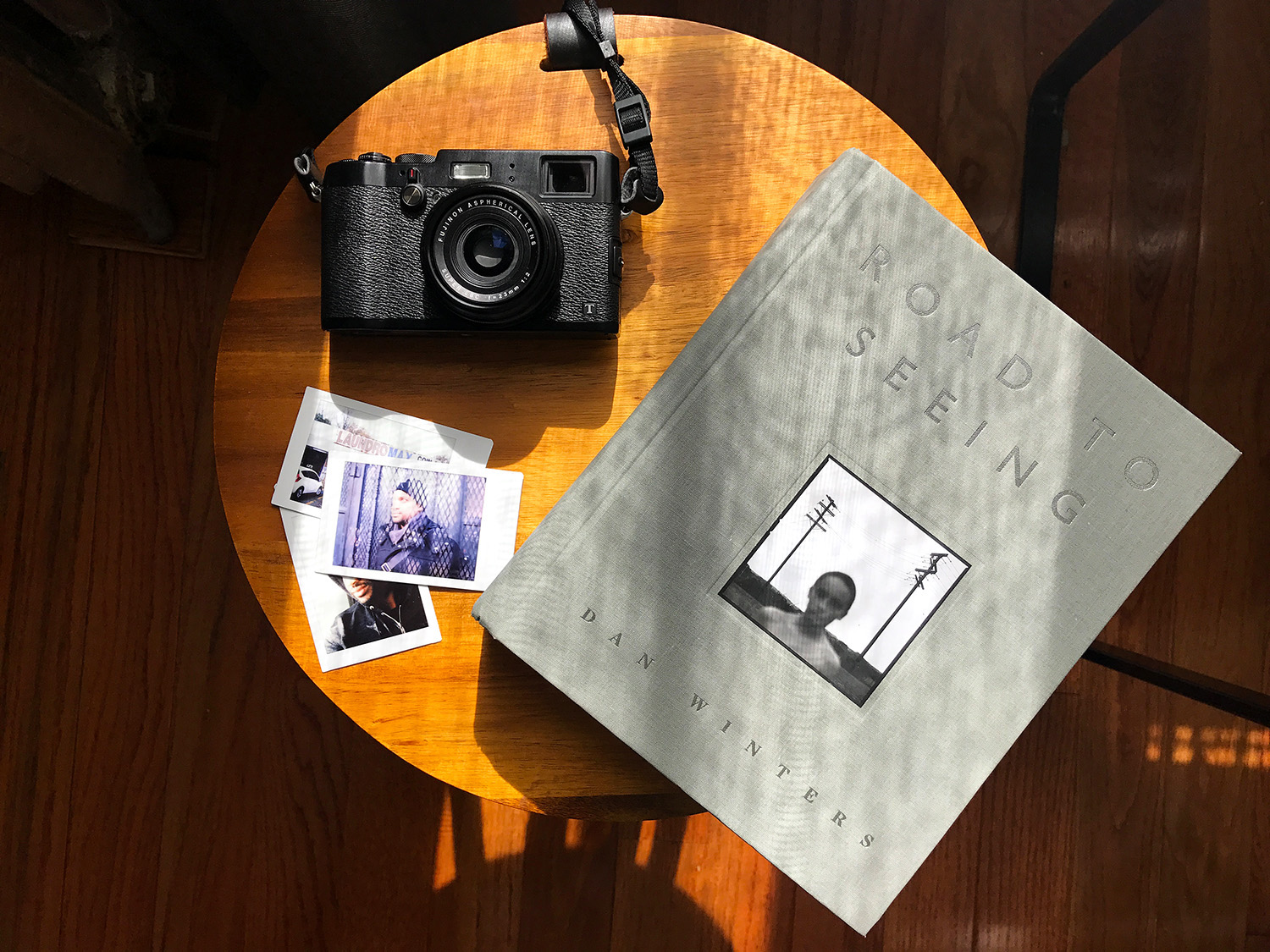 Coffee & A Photo Book: - Dan Winters' Road to Seeing