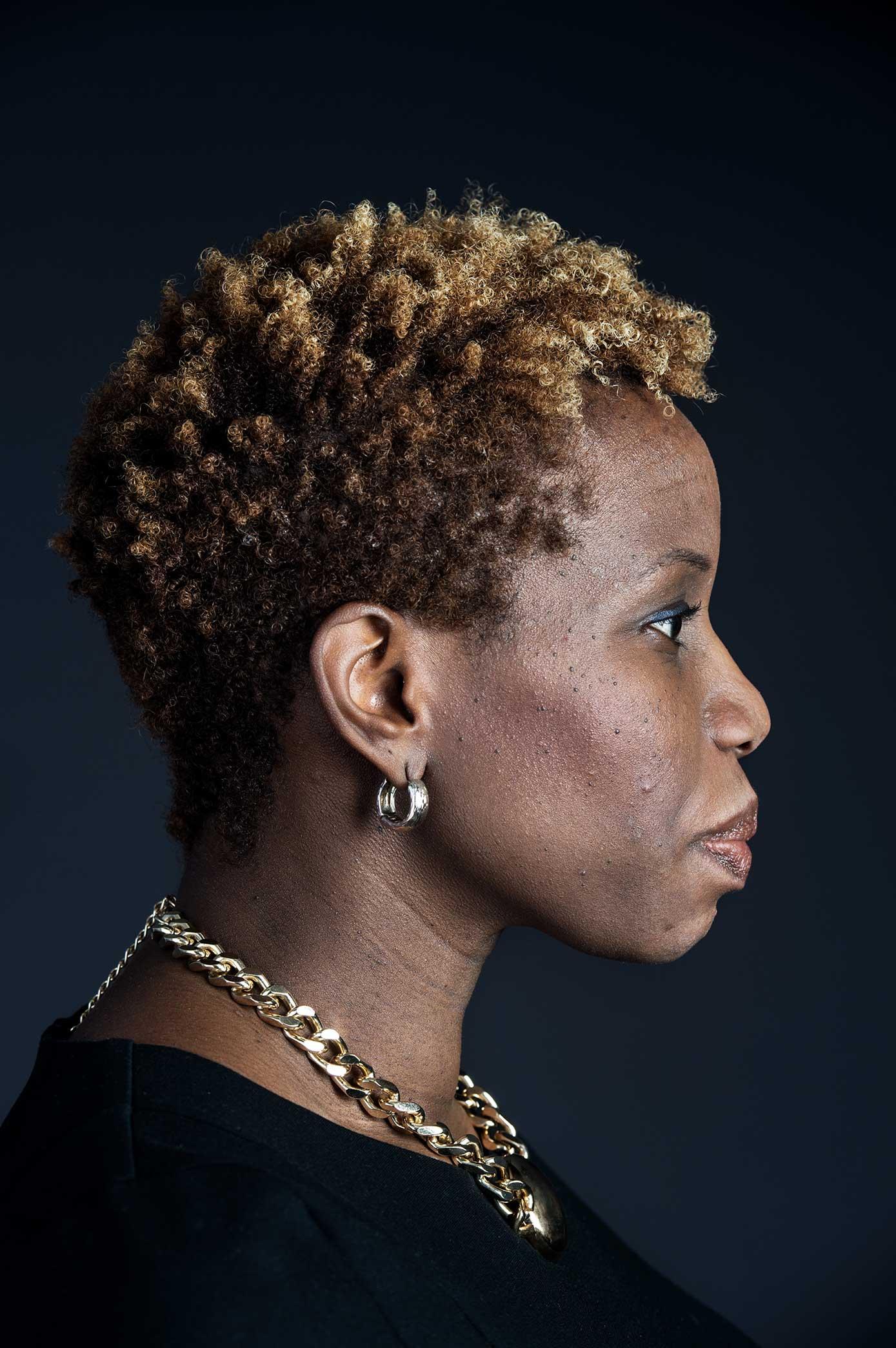 Shola Olatoye  Chair & Chief Executive of NYCHA