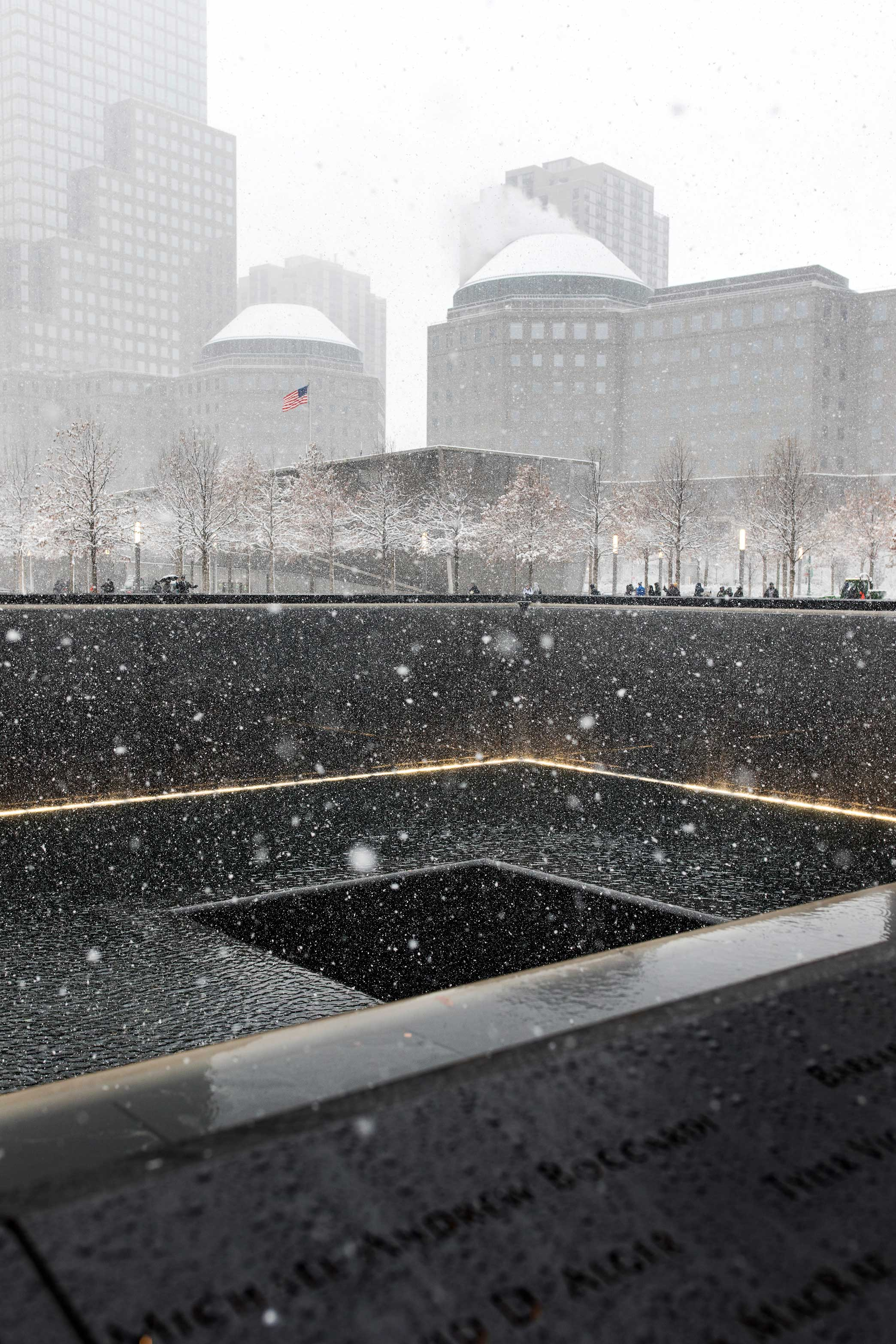 World Trade Memorial 2. Manhattan, New York. 2017