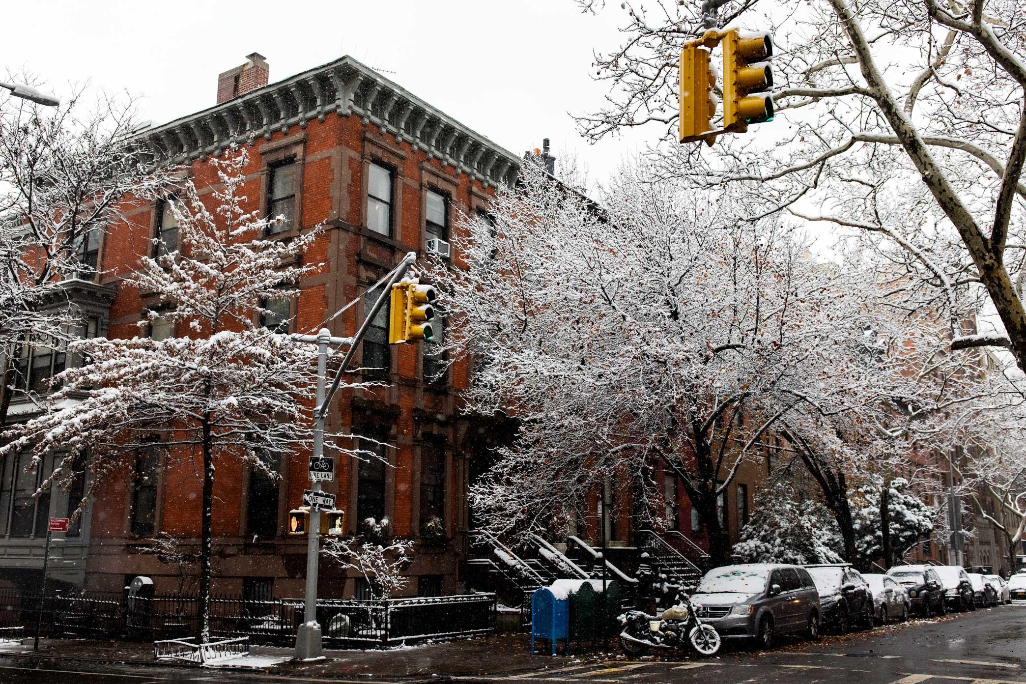 Brooklyn Streets. Brooklyn, New York. 2017
