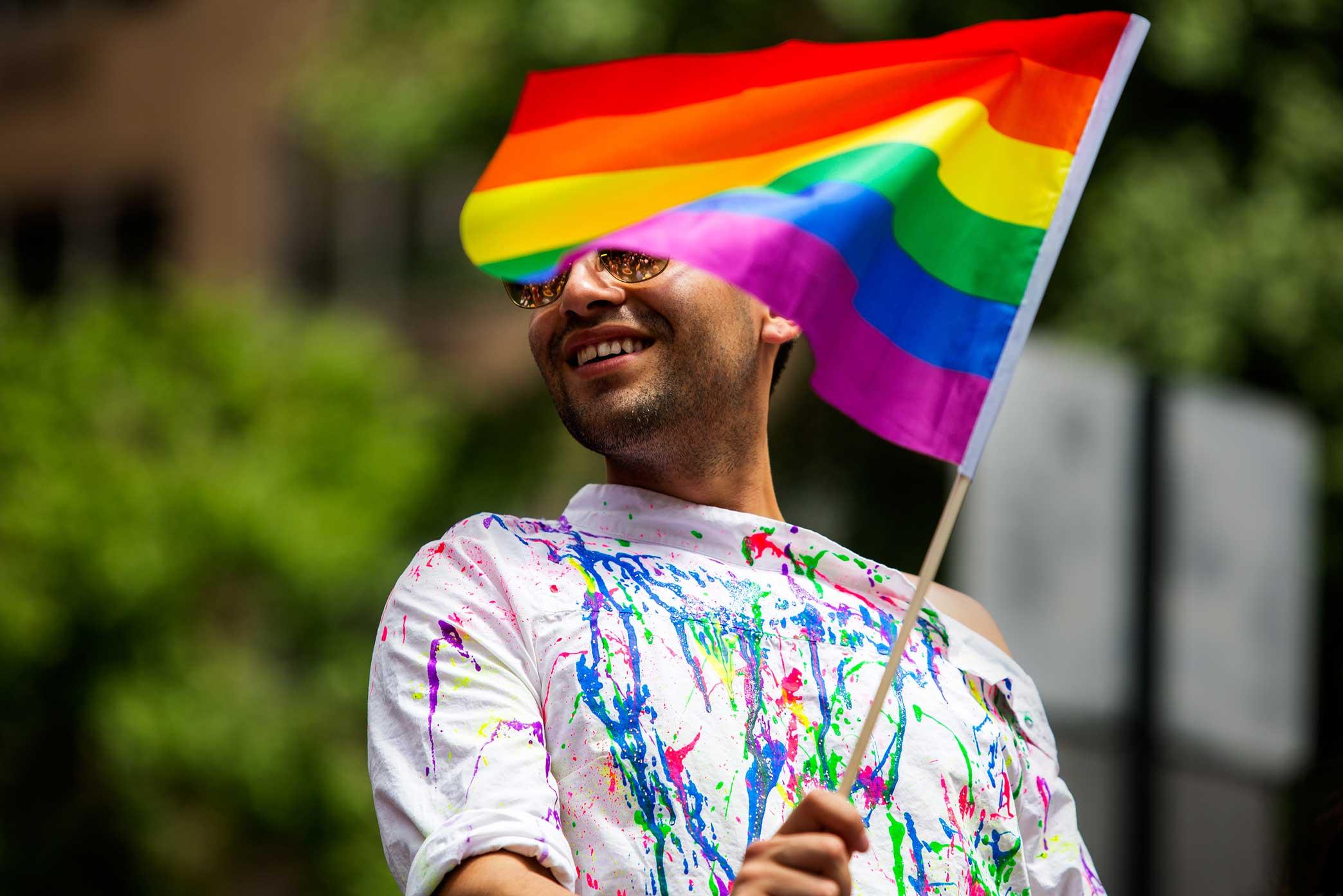 Joy & Pride.
