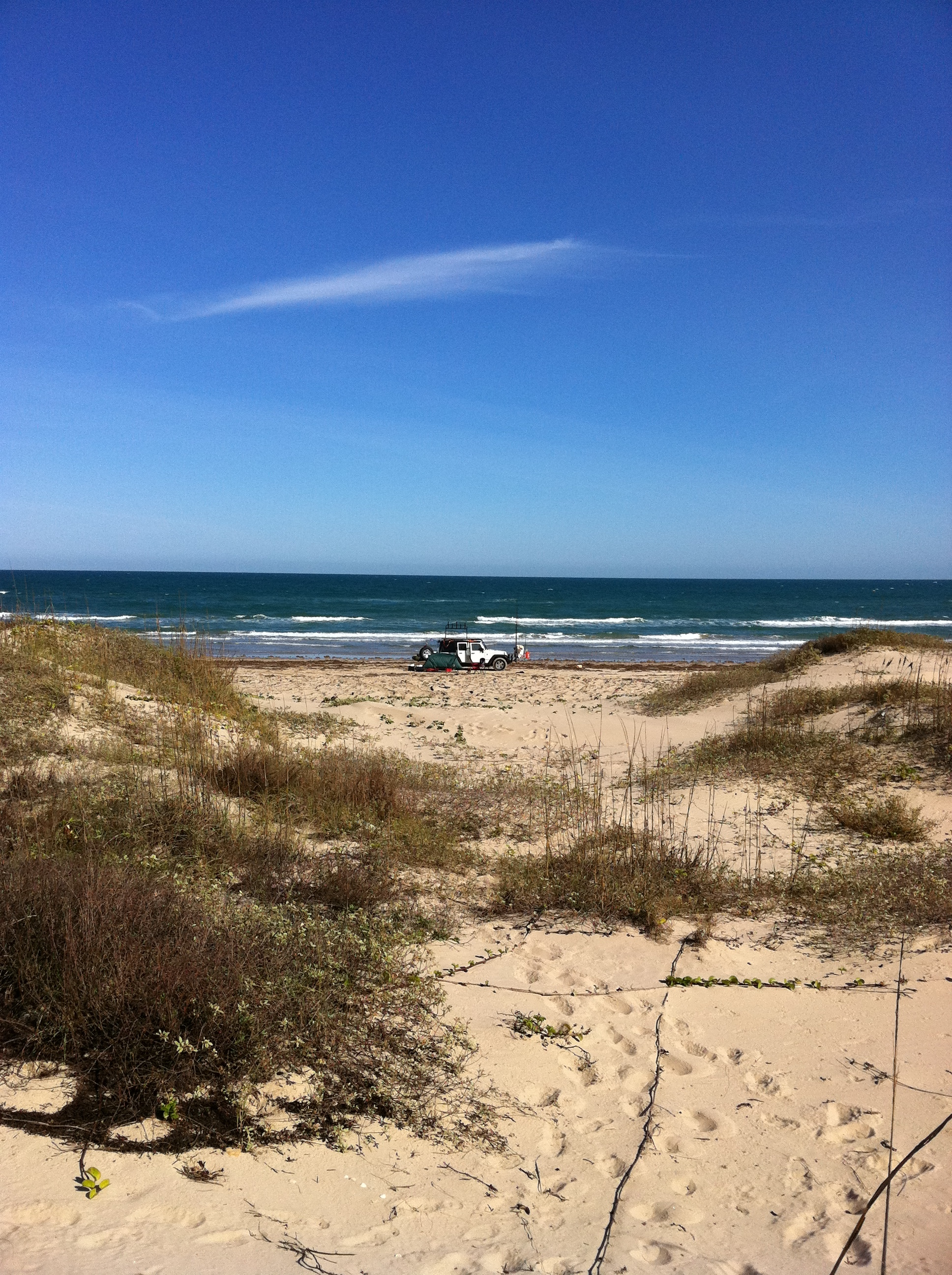 Jeep Rubicon Shark Rack