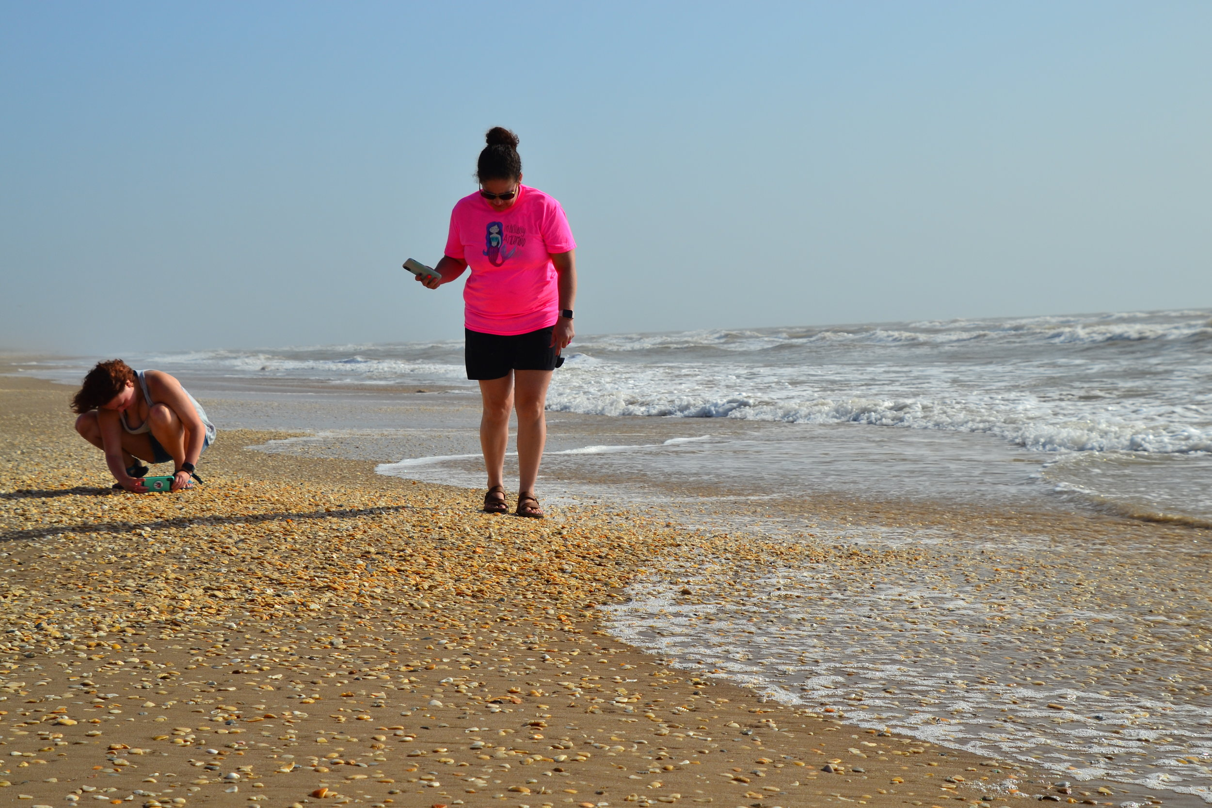 Big Shell beach!