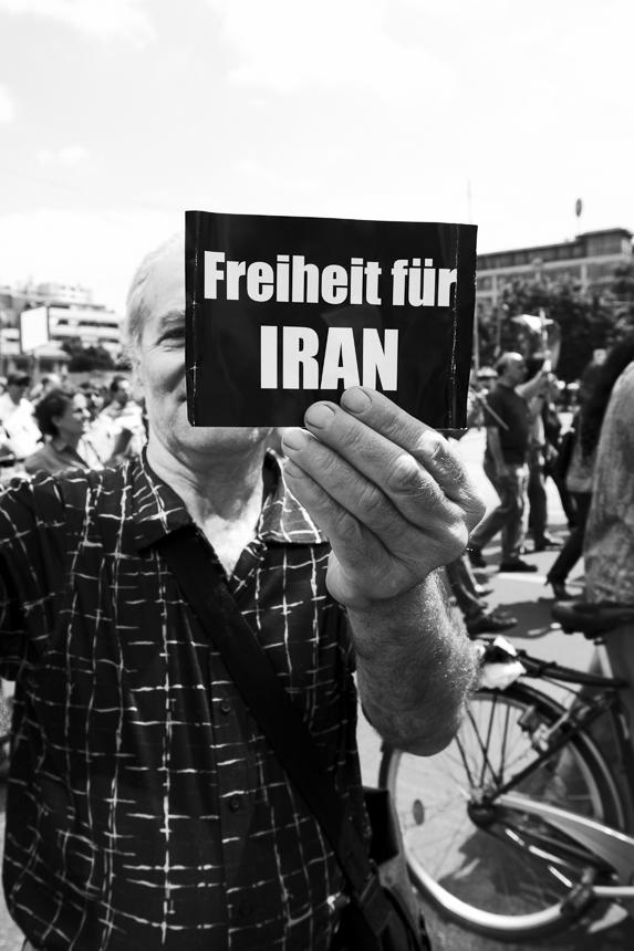 """Where is my vote?"". Berlin."